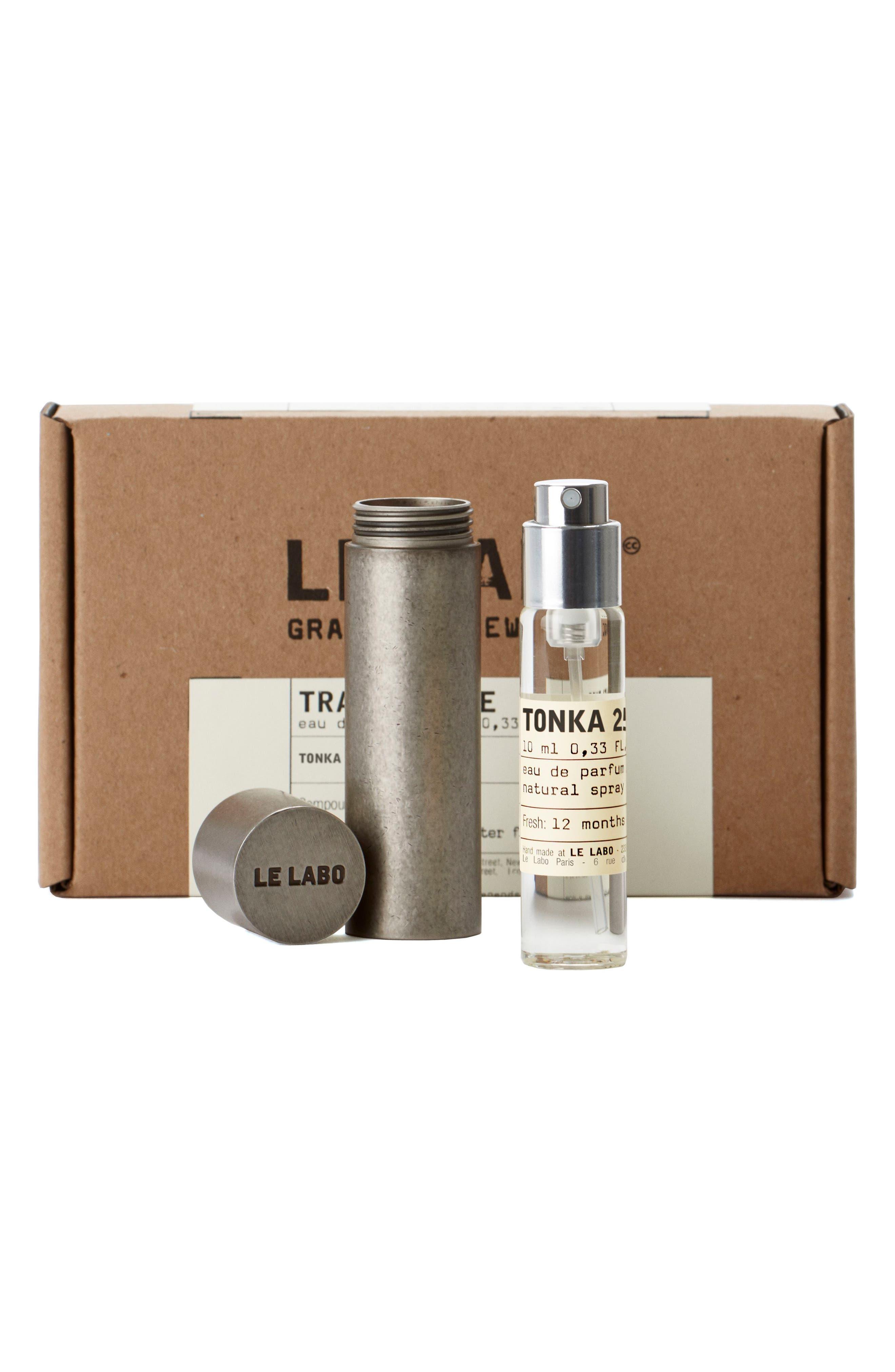 Tonka 25 Eau de Parfum Travel Tube & Fragrance Refill,                             Alternate thumbnail 2, color,                             NO COLOR