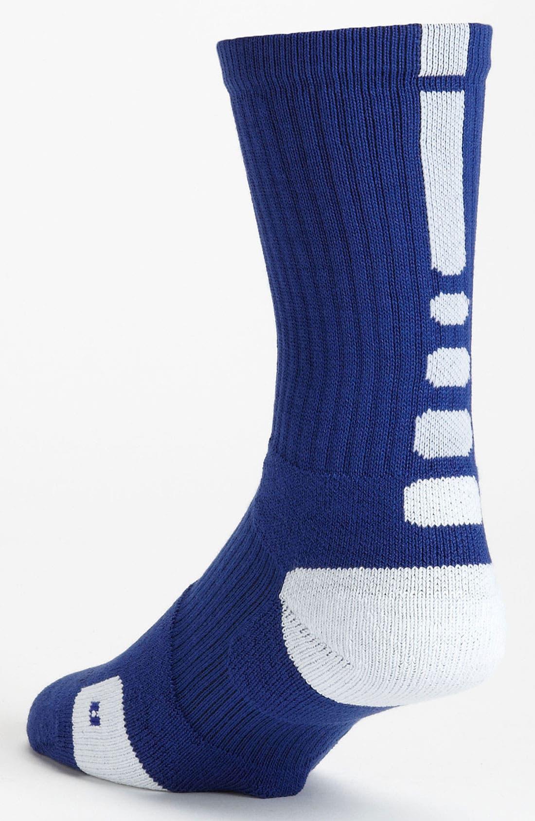 'Elite Basketball' Crew Socks,                             Alternate thumbnail 45, color,