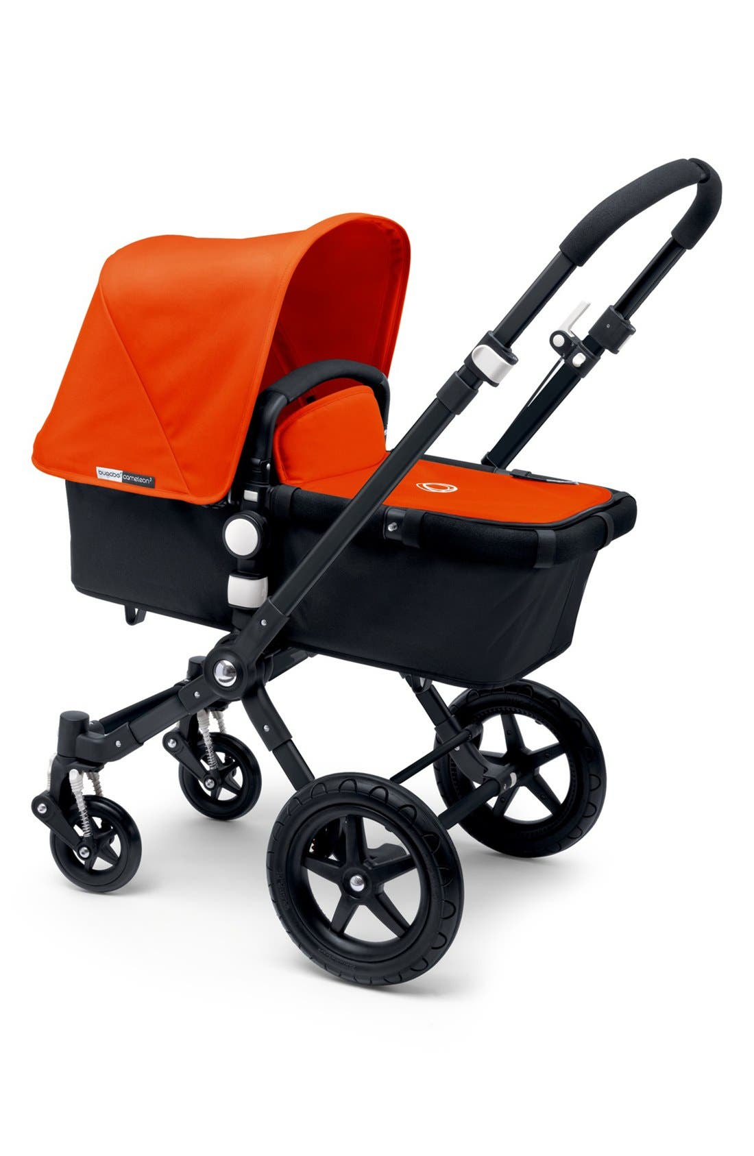 'Cameleon³' Tailored Fabric Set with Extendable Canopy,                             Main thumbnail 1, color,                             ORANGE