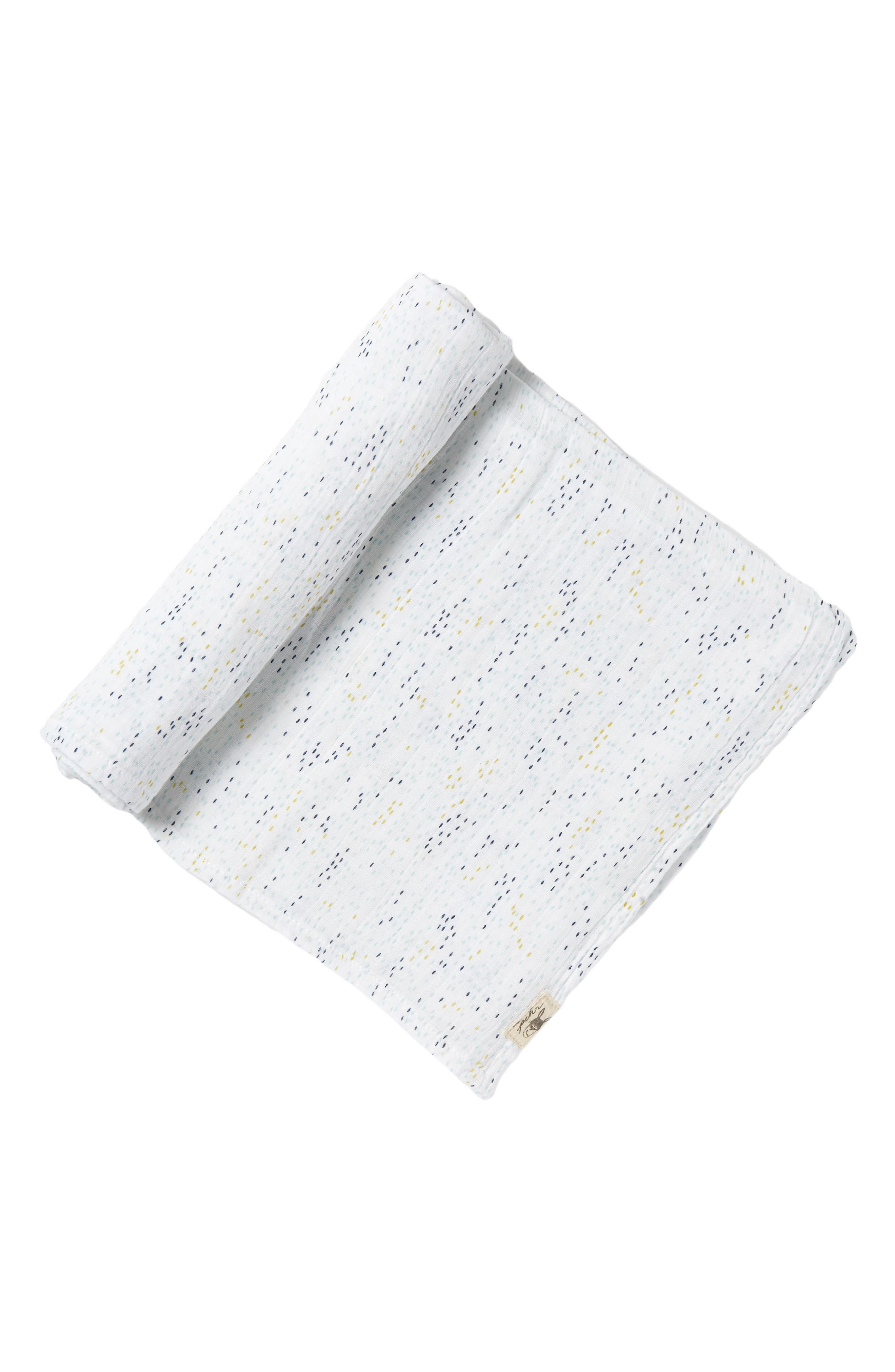 Showers Swaddle Blanket,                             Main thumbnail 1, color,                             450