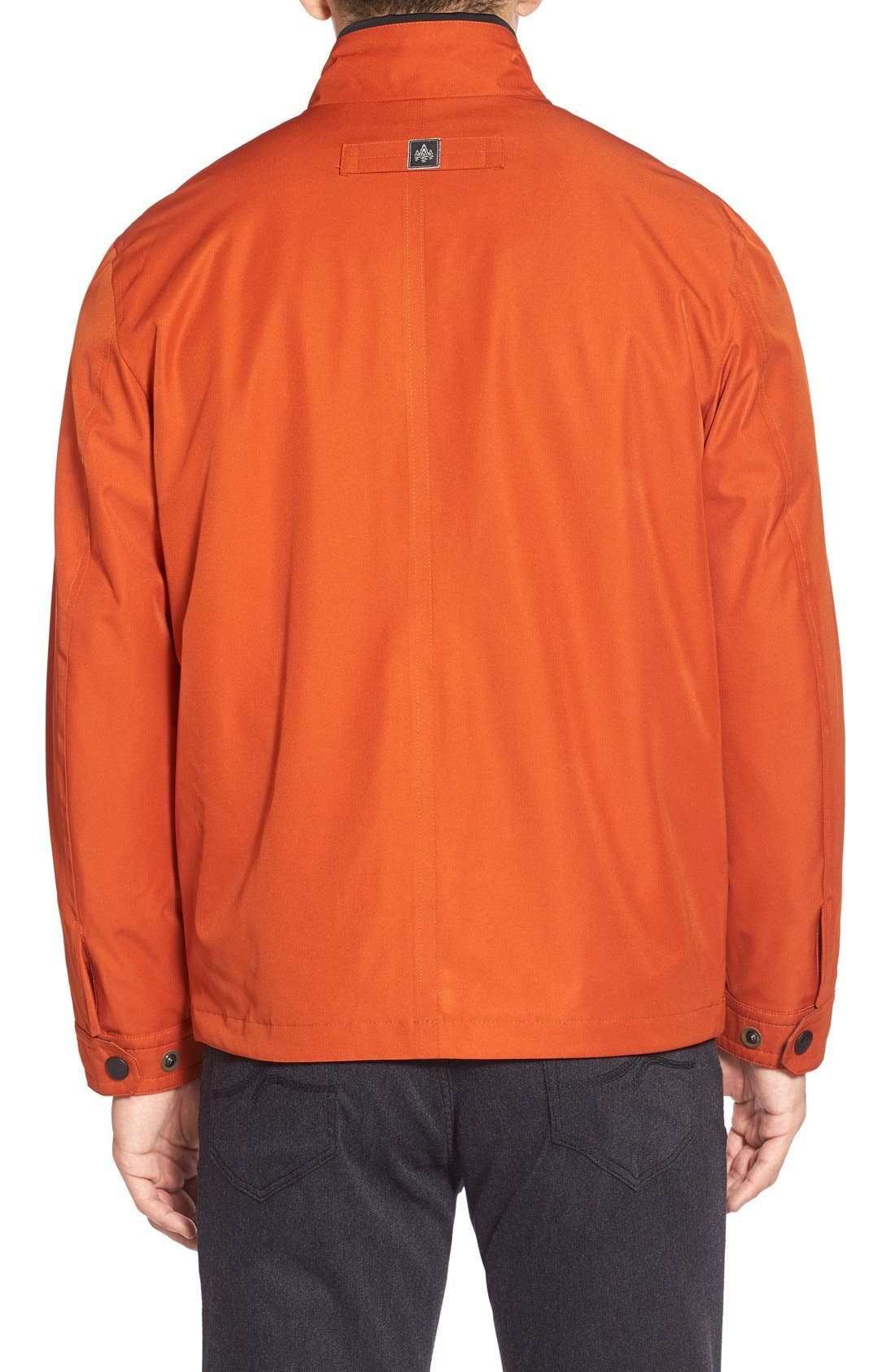 Waterproof & Windproof Bomber,                             Alternate thumbnail 12, color,