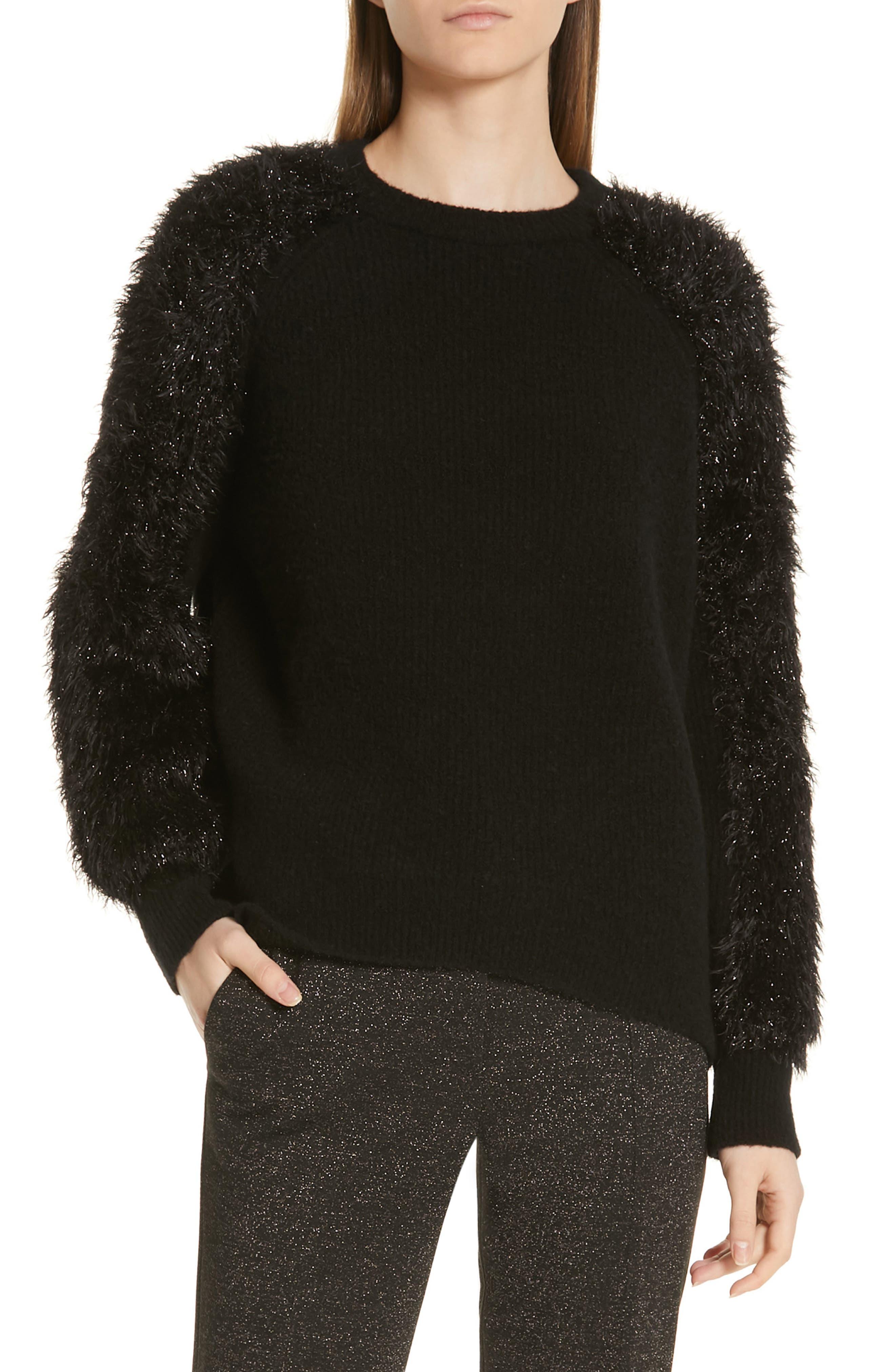 Hugo Sparty Sweater, Black
