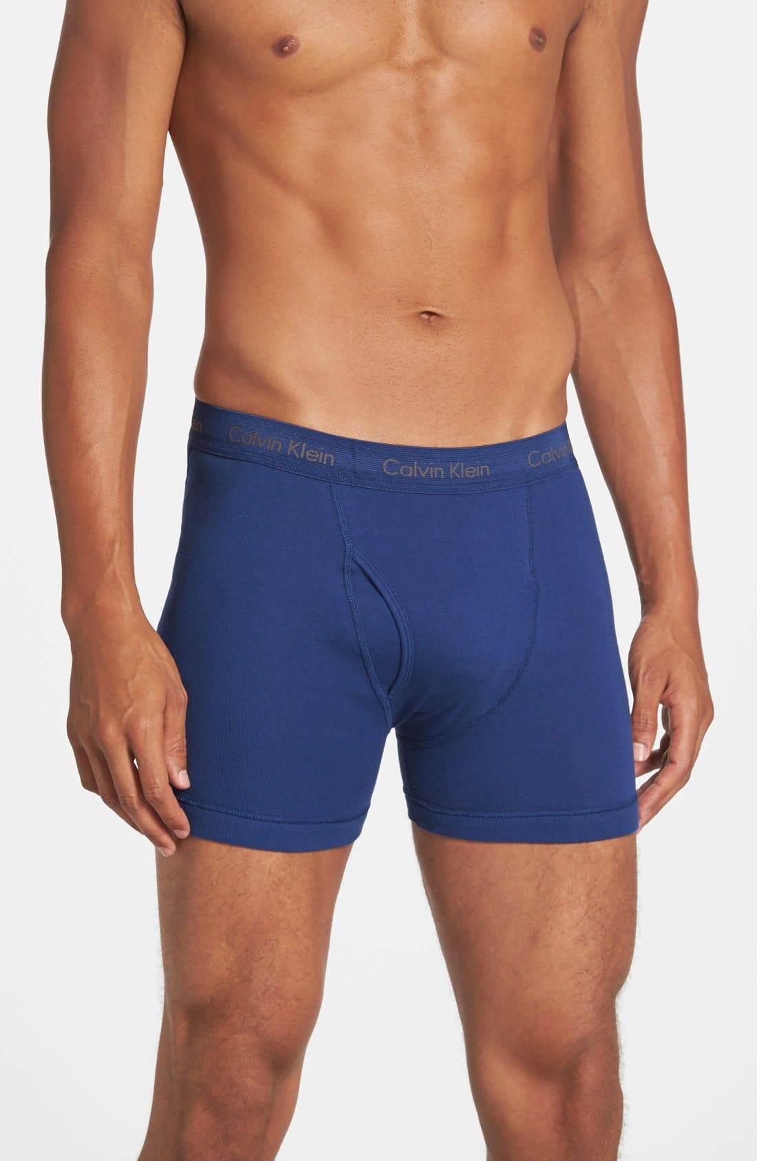 3-Pack Boxer Briefs,                             Alternate thumbnail 6, color,                             BLUE ASSORTED