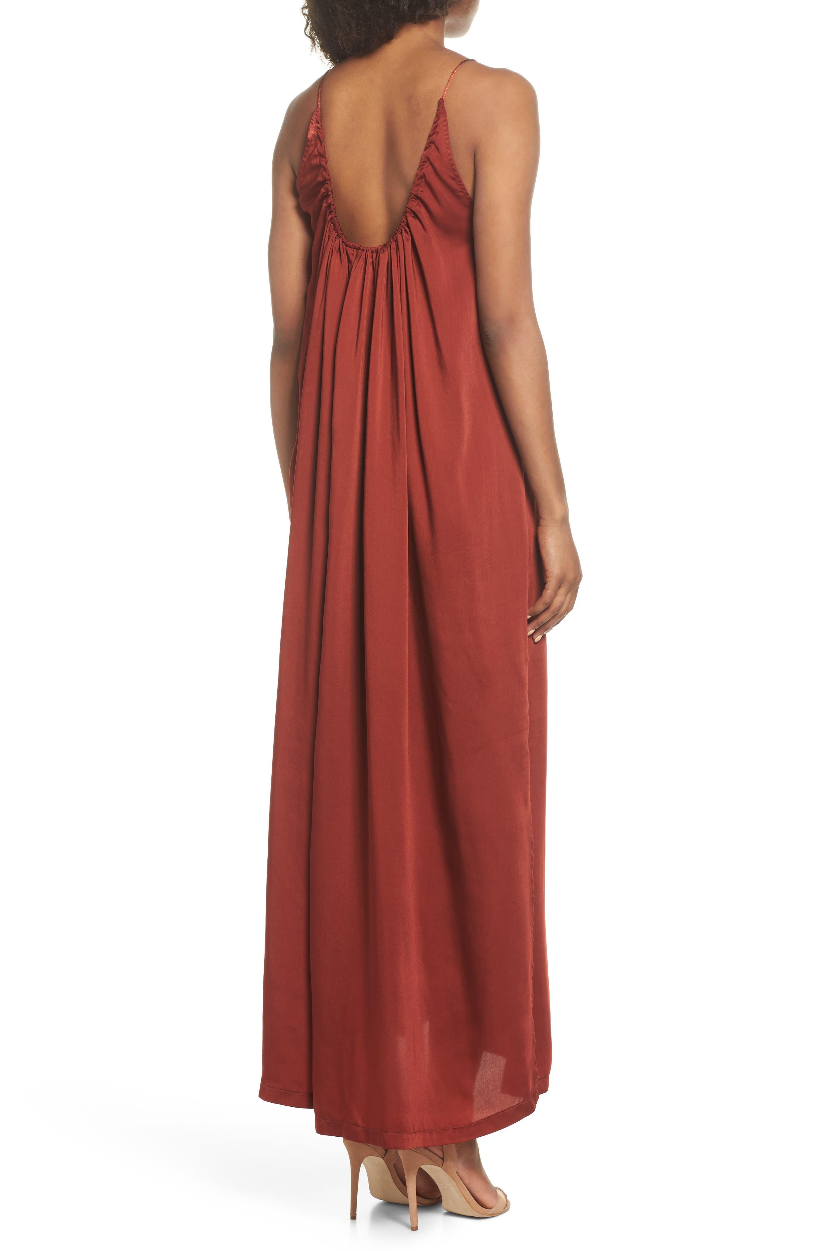 Yvonne Maxi Dress,                             Alternate thumbnail 2, color,                             936