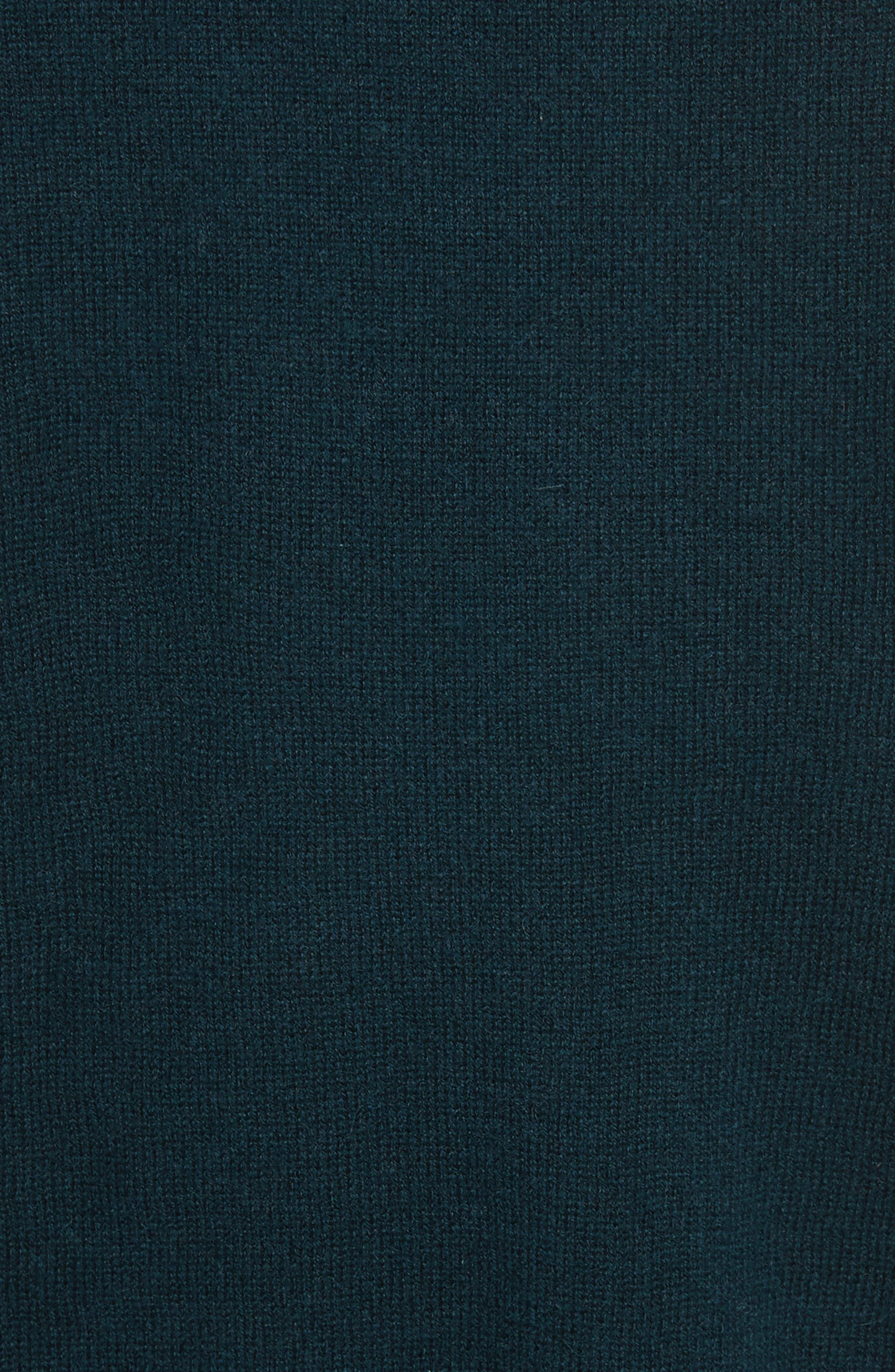 Cashmere Slash Boyfriend Sweater,                             Alternate thumbnail 5, color,                             232