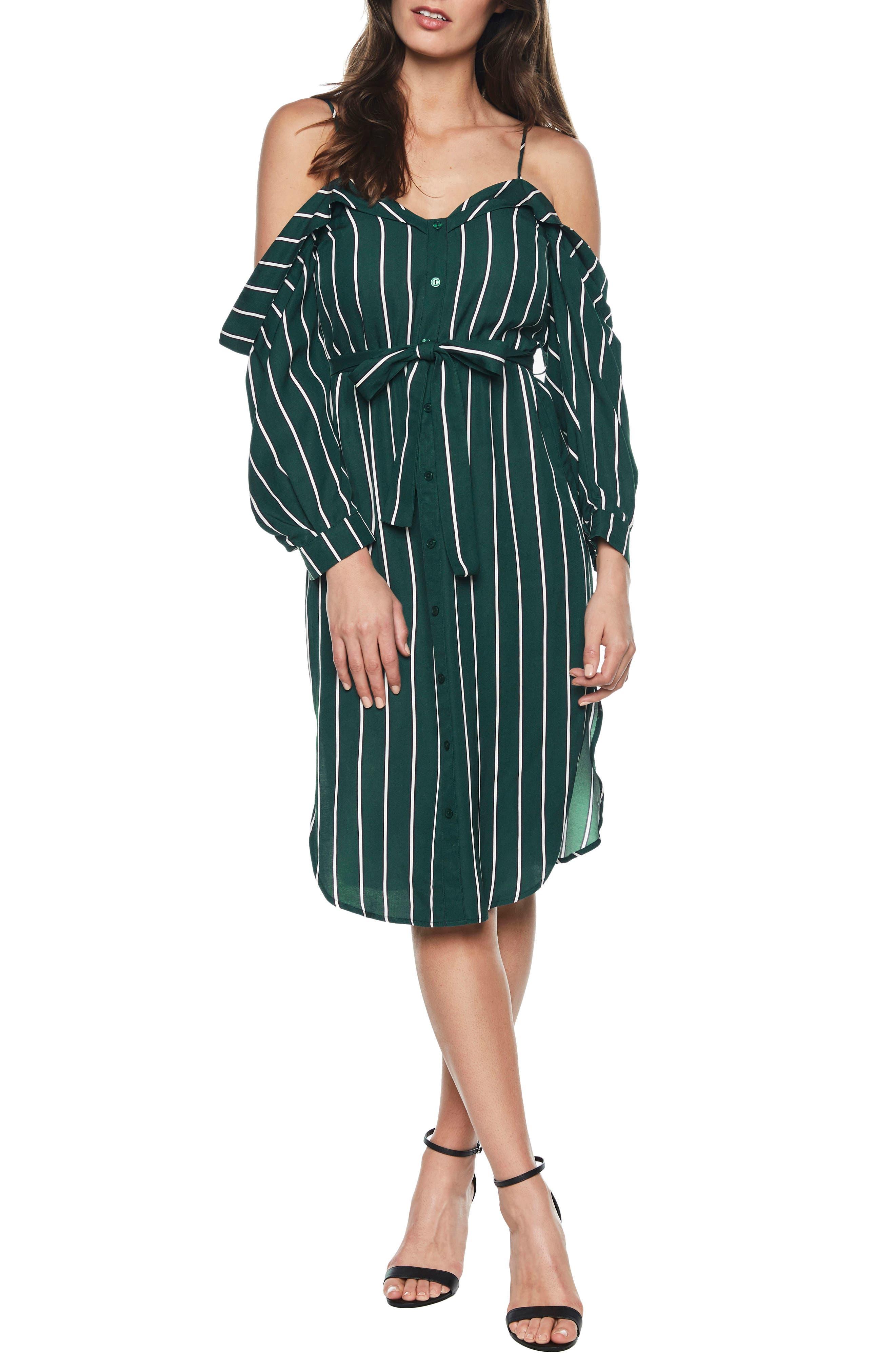 Paloma Off the Shoulder Dress,                             Main thumbnail 1, color,                             364