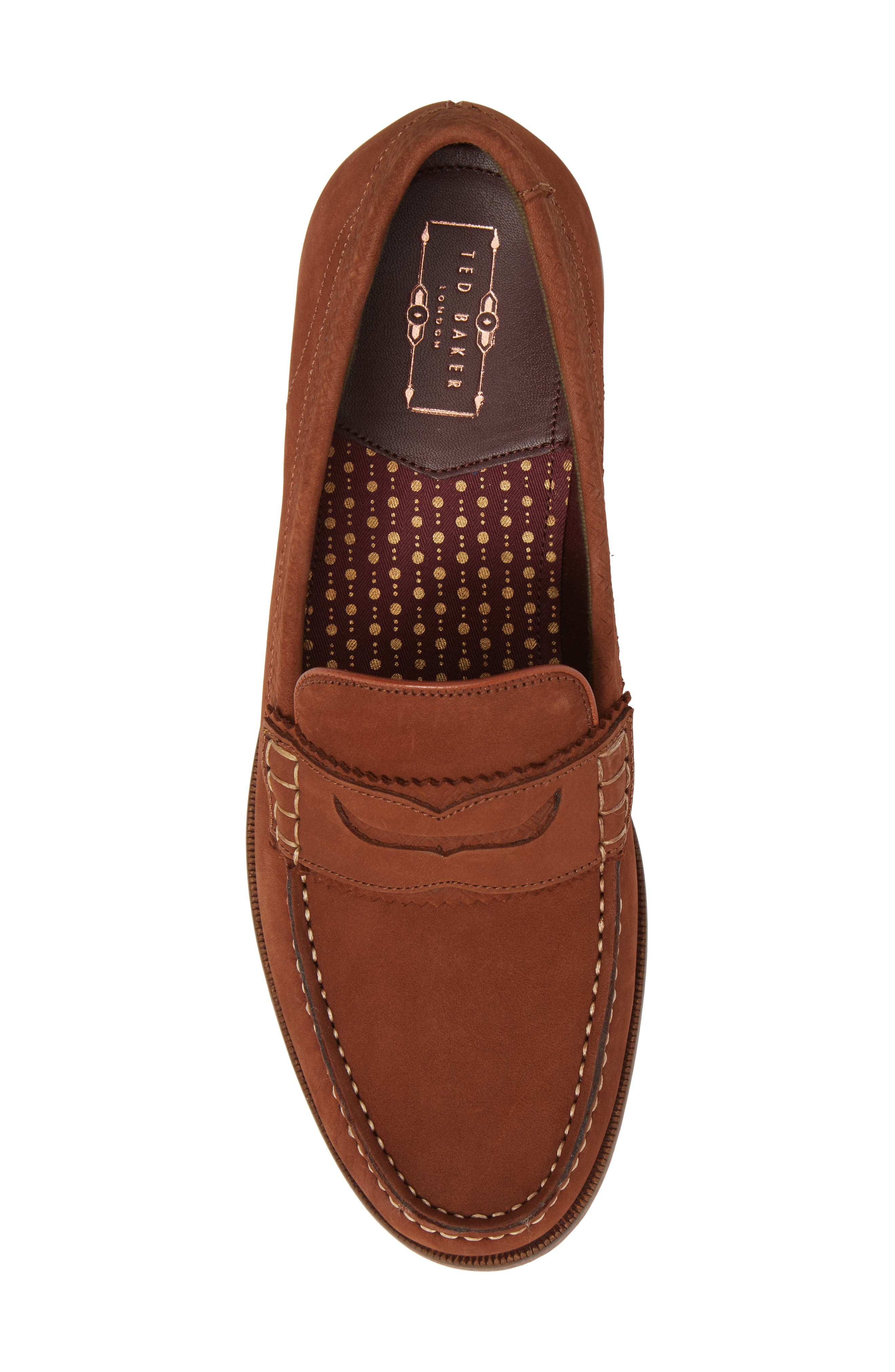 Miicke 5 Penny Loafer,                             Alternate thumbnail 5, color,                             209
