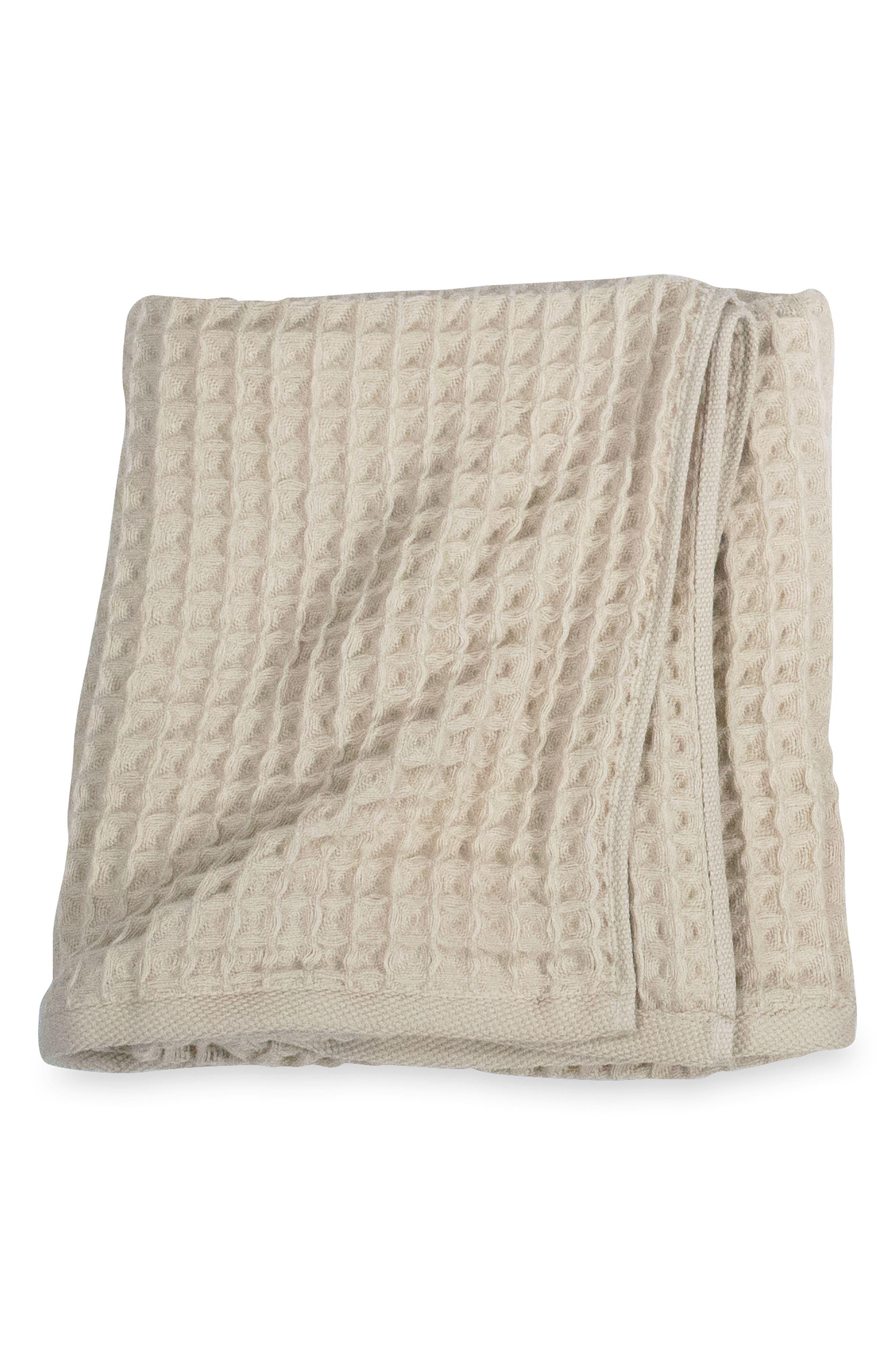 Air Waffle Hand & Hair Towel,                             Main thumbnail 1, color,                             BEIGE