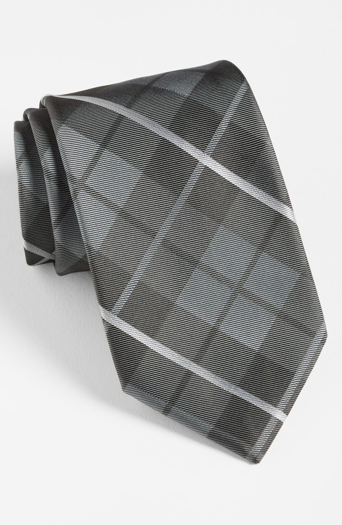 Woven Silk Tie,                         Main,                         color,