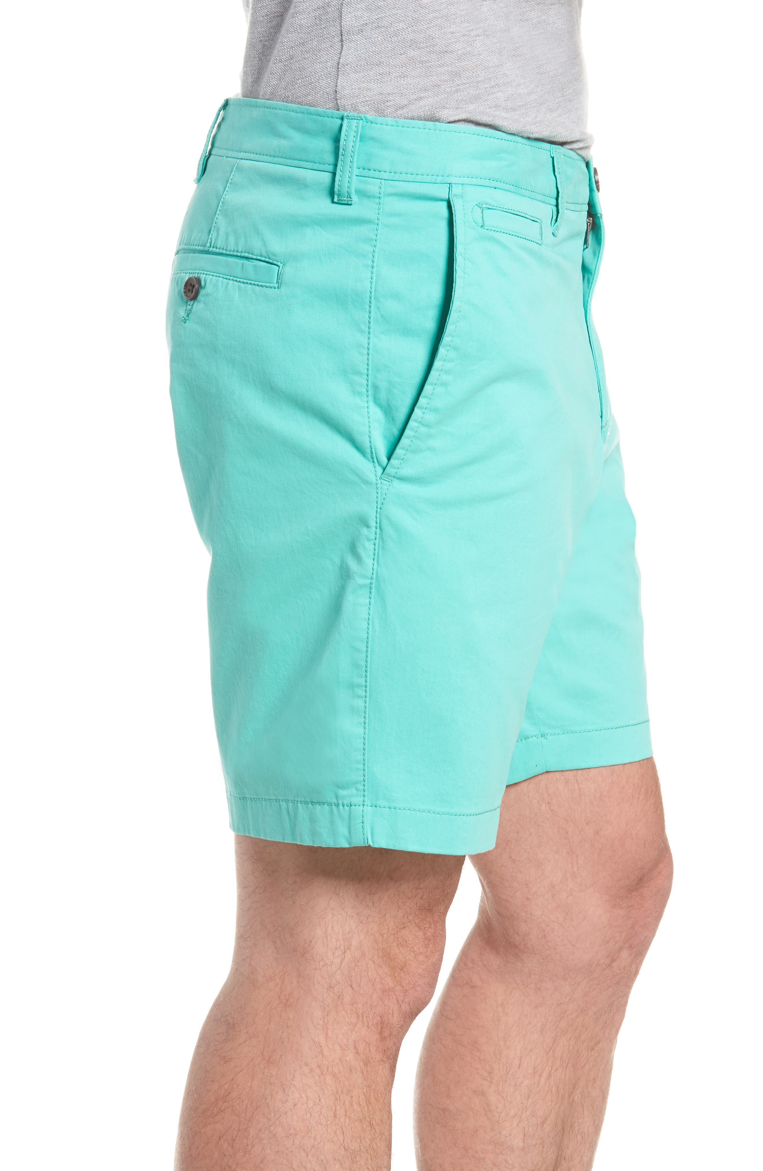 Ballard Slim Fit Stretch Chino 9-Inch Shorts,                             Alternate thumbnail 30, color,