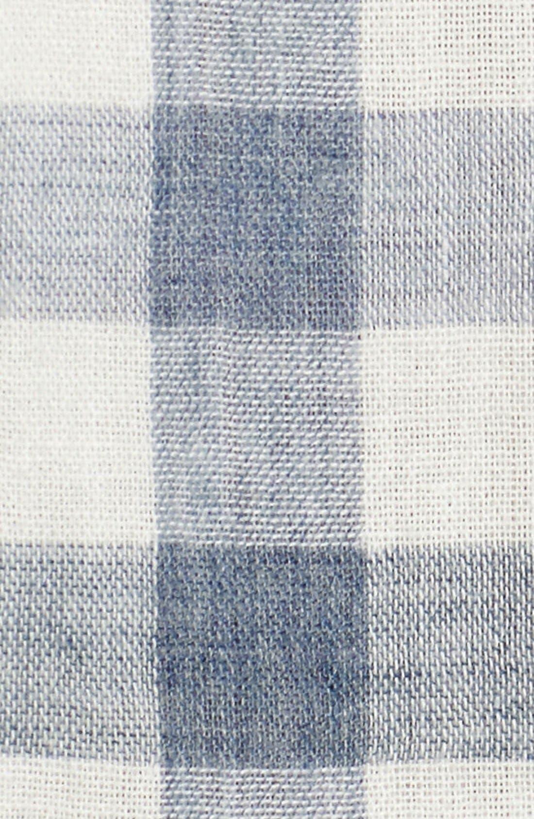 'Denby' Trim Fit Double Woven Sport Shirt,                             Alternate thumbnail 6, color,                             481
