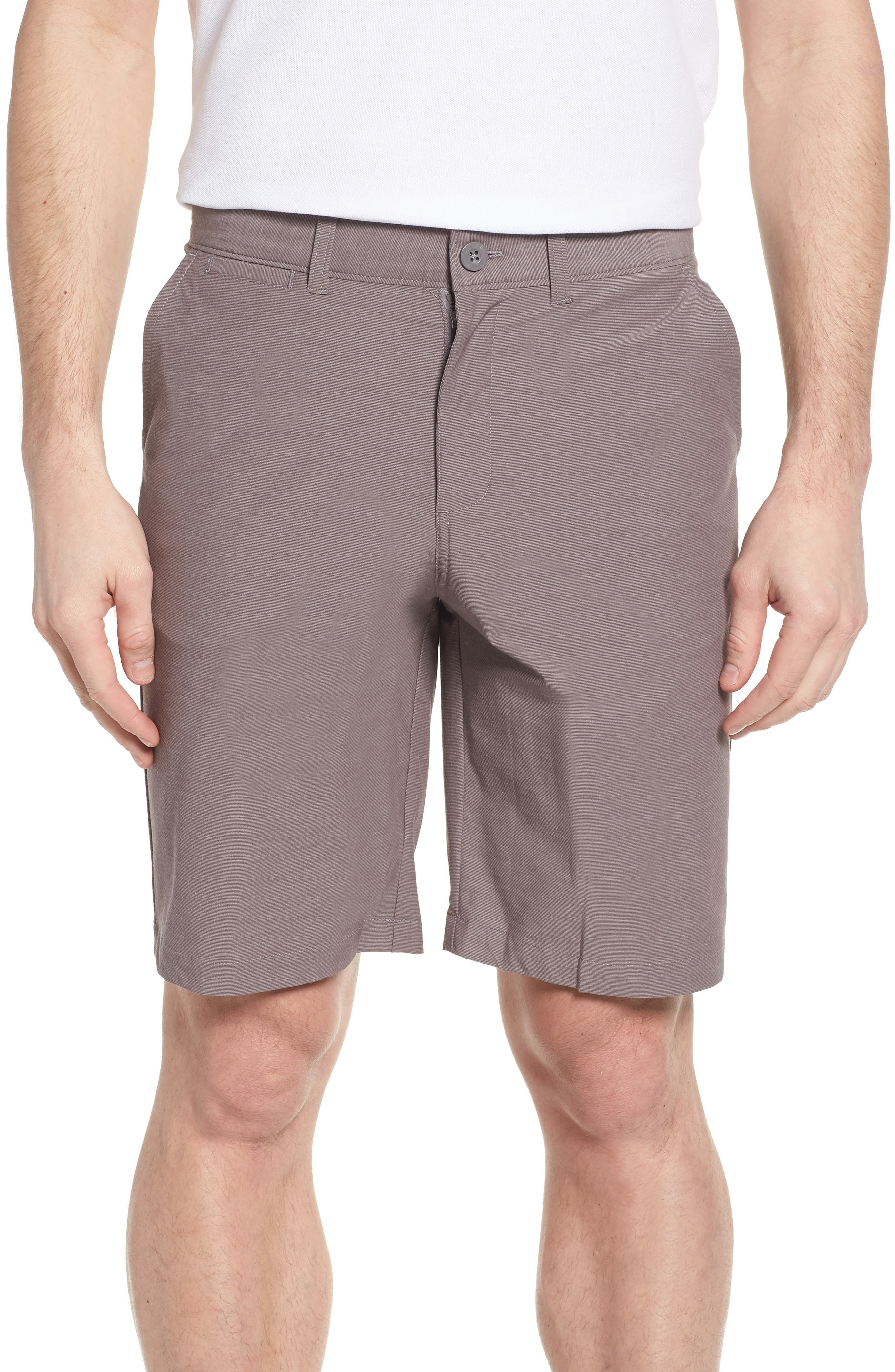 Wyatt Regular Fit Stretch Shorts,                             Main thumbnail 2, color,