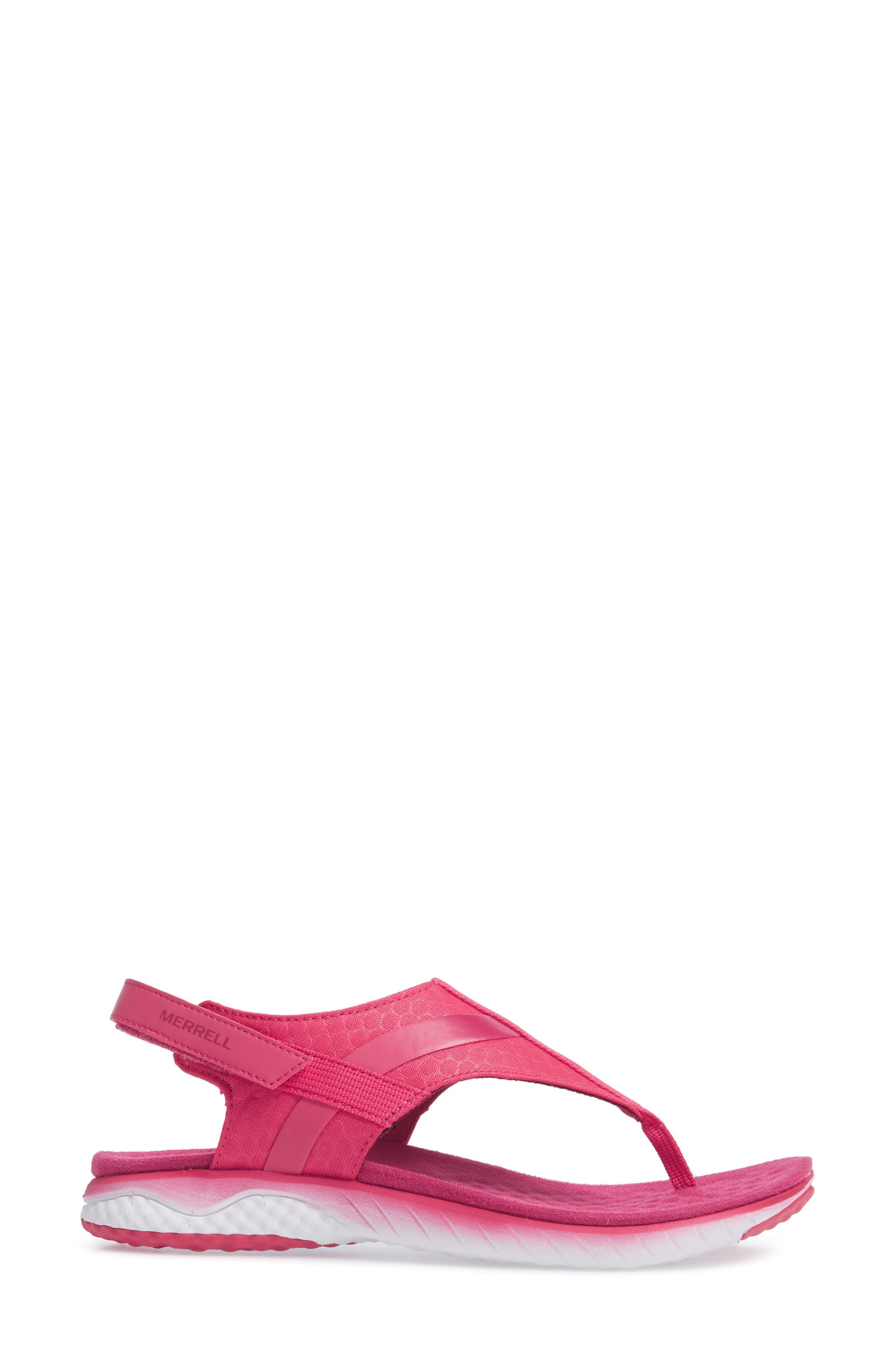1SIX8 Linna Slide Air Cushion+ Sandal,                             Alternate thumbnail 12, color,