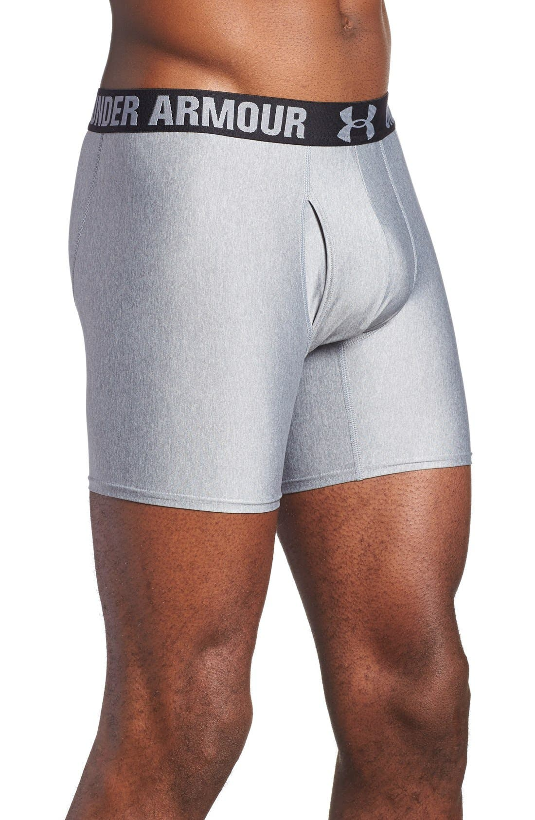 HeatGear<sup>®</sup> Boxer Briefs,                             Alternate thumbnail 13, color,