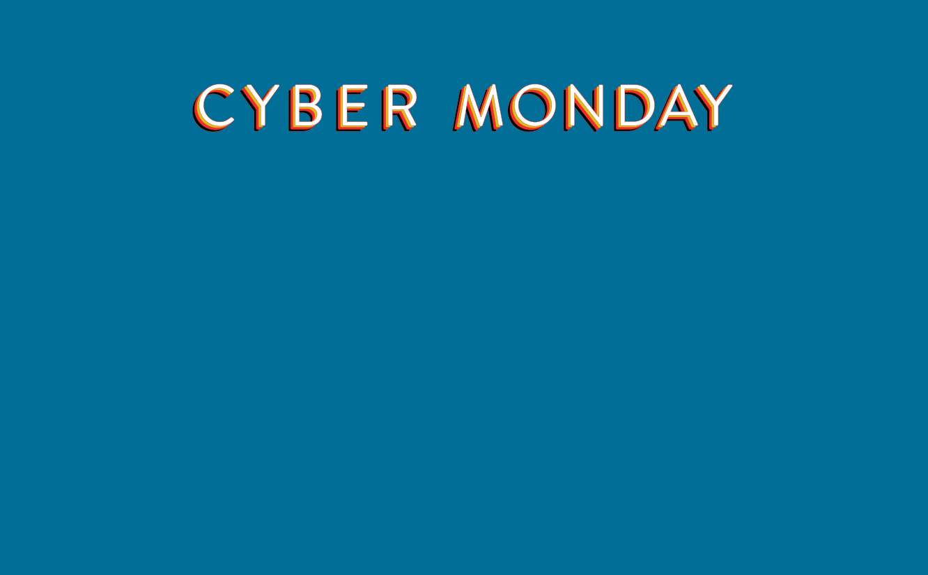 Cyber Monday at Nordstrom.