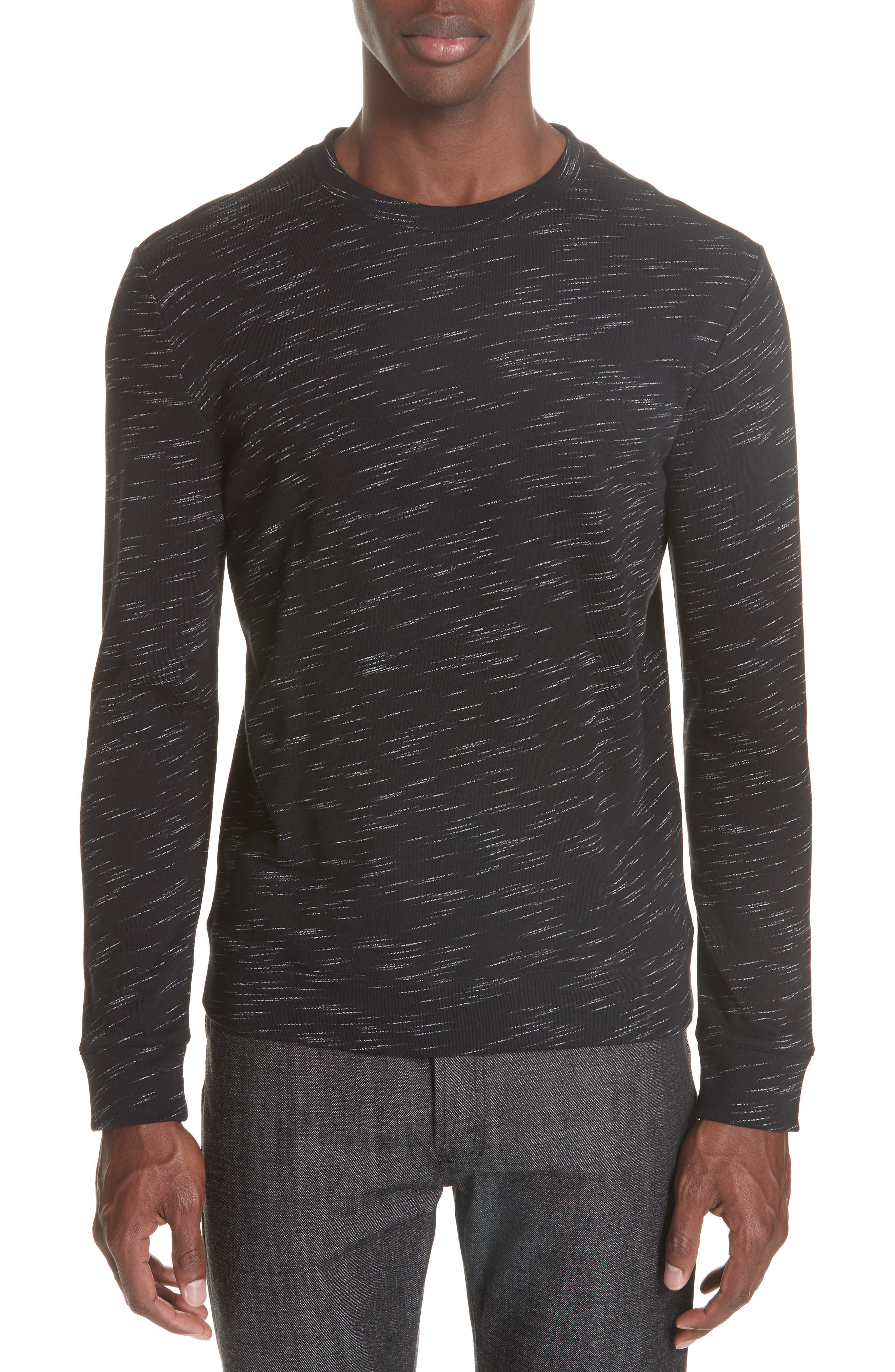 Jeremie Crewneck Sweatshirt,                         Main,                         color, 001