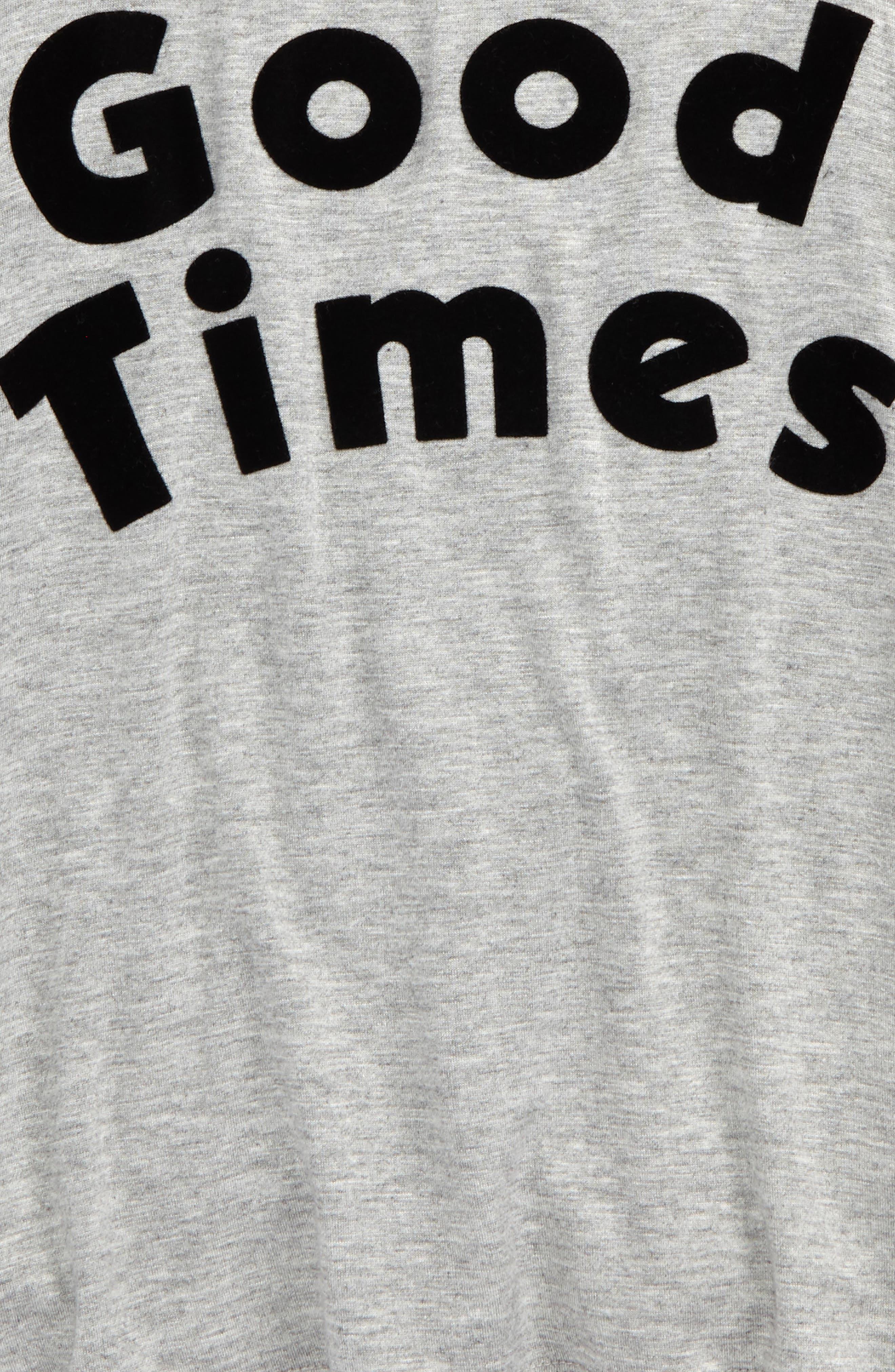 Good Times Tee,                             Alternate thumbnail 2, color,                             020