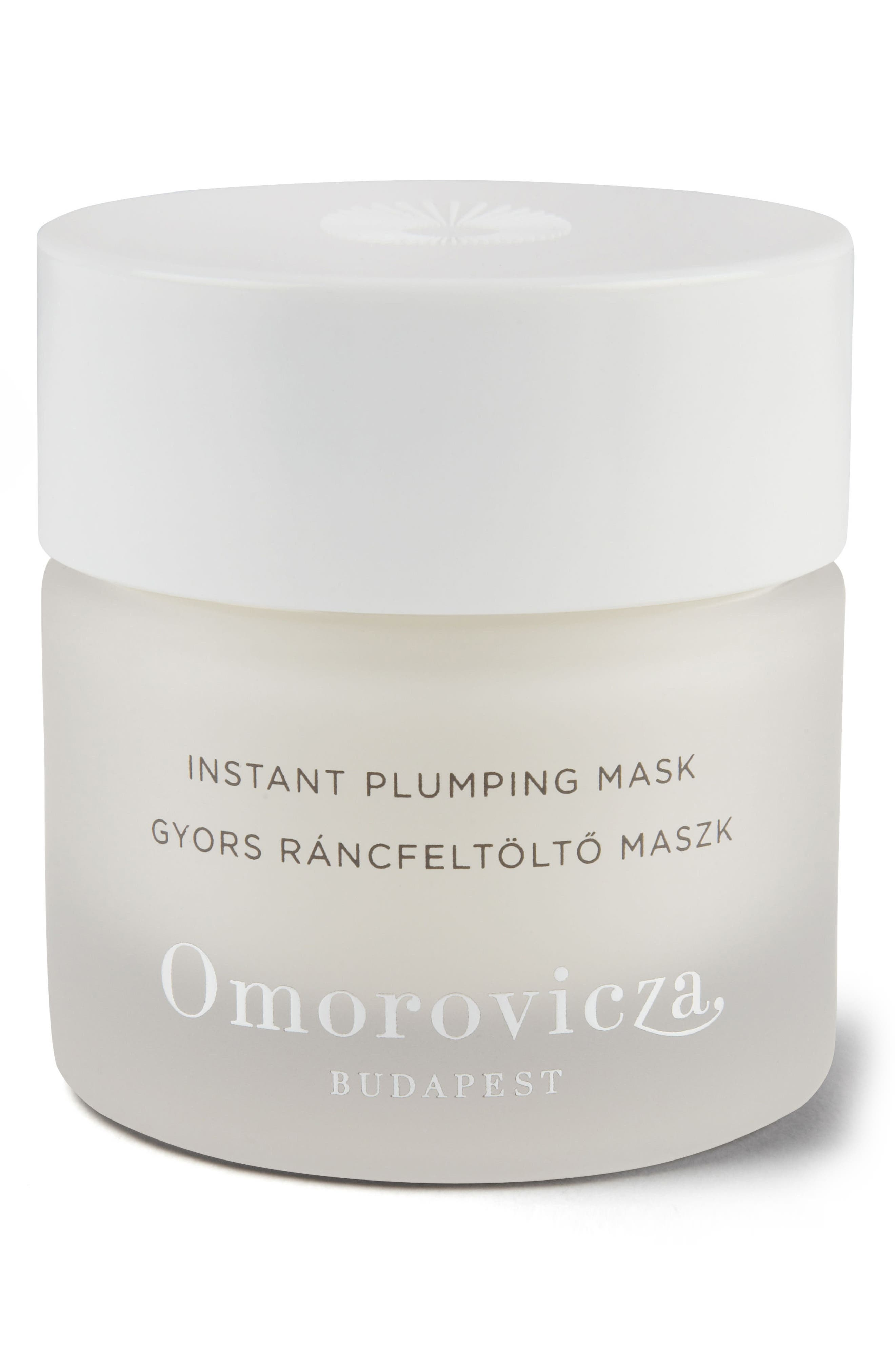 Instant Plumping Mask,                         Main,                         color, NO COLOR