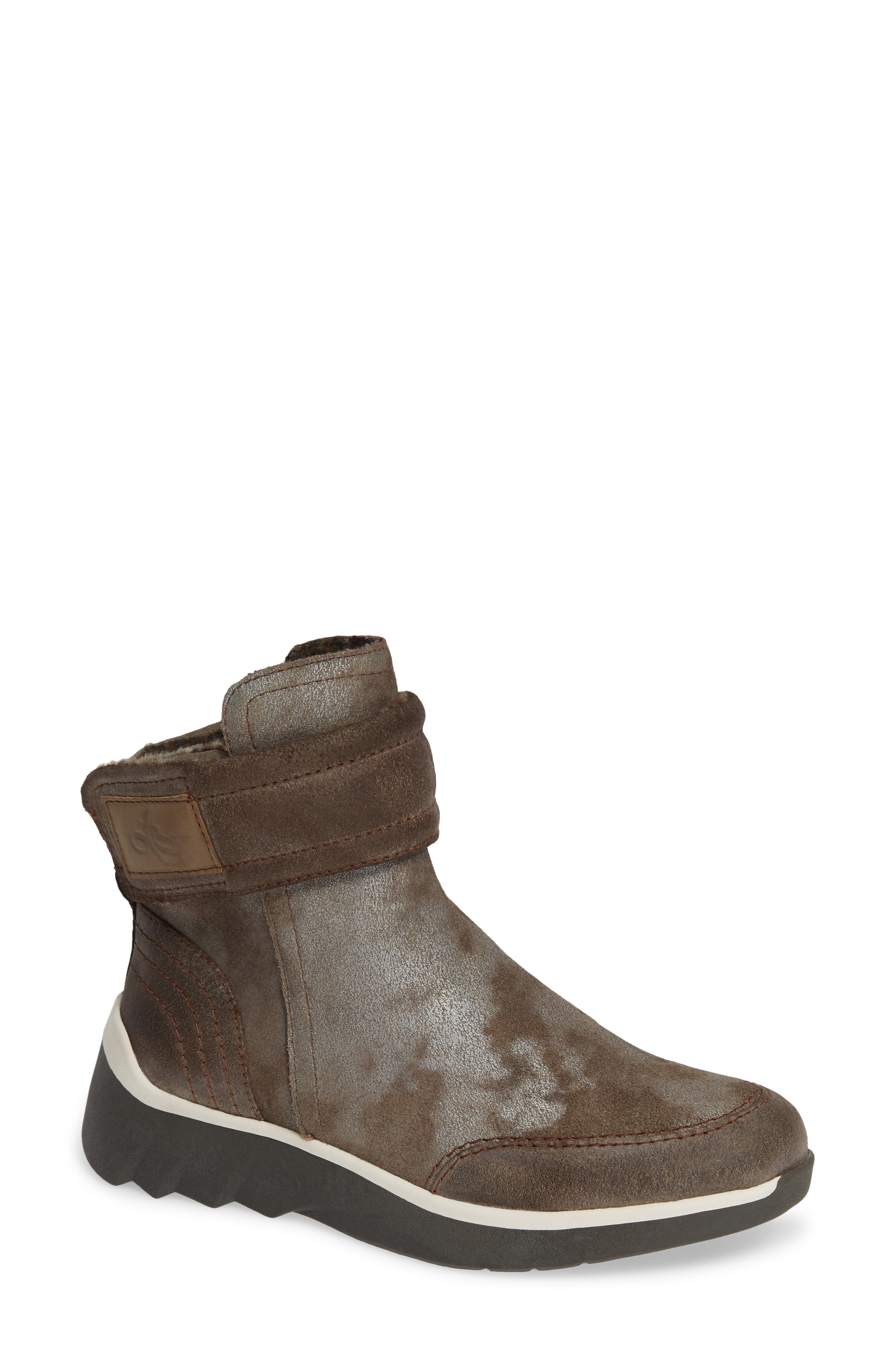 Otbt Outing Bootie- Brown