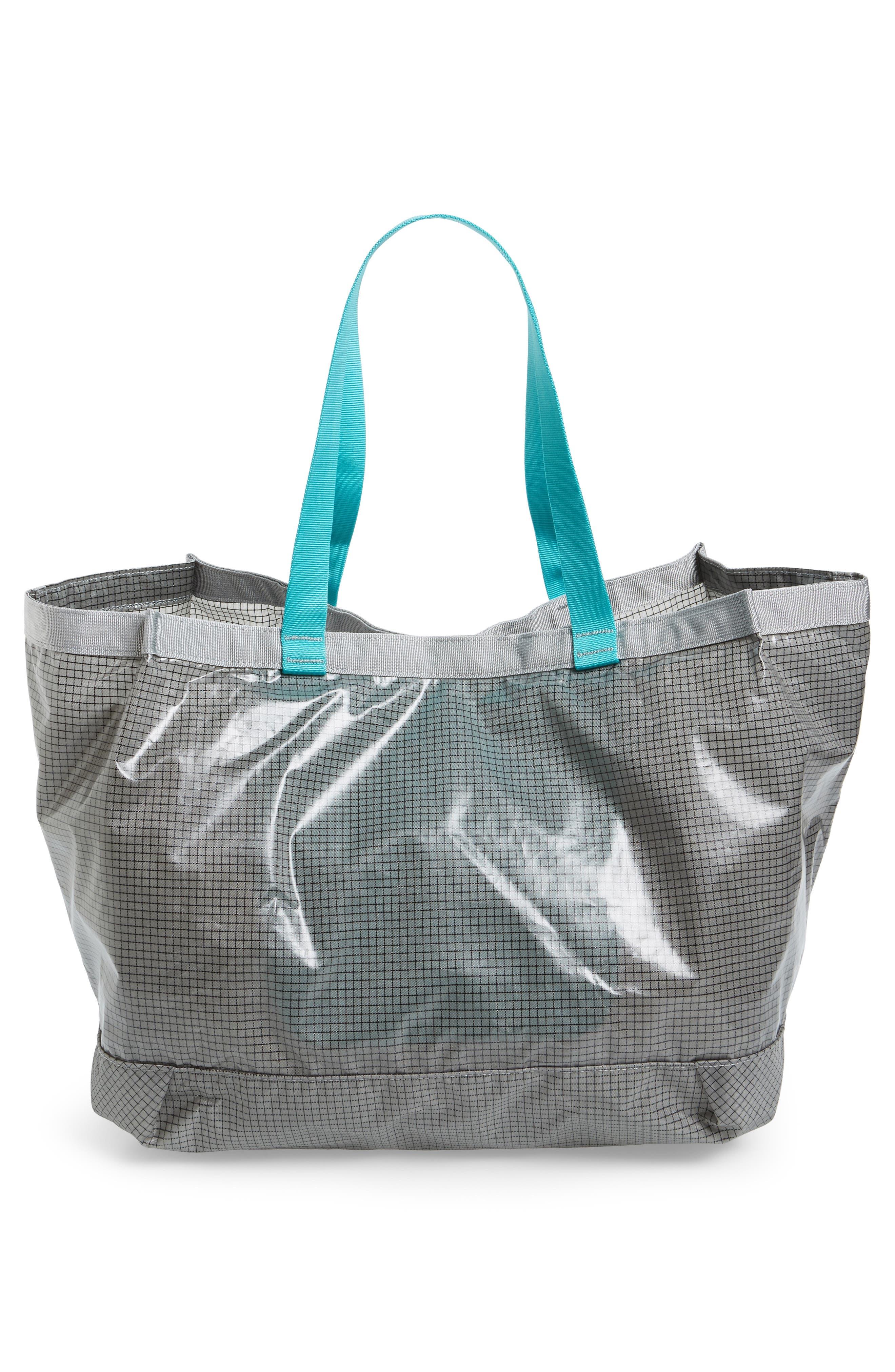 Lightweight Black Hole Gear Tote Bag,                             Alternate thumbnail 3, color,                             020