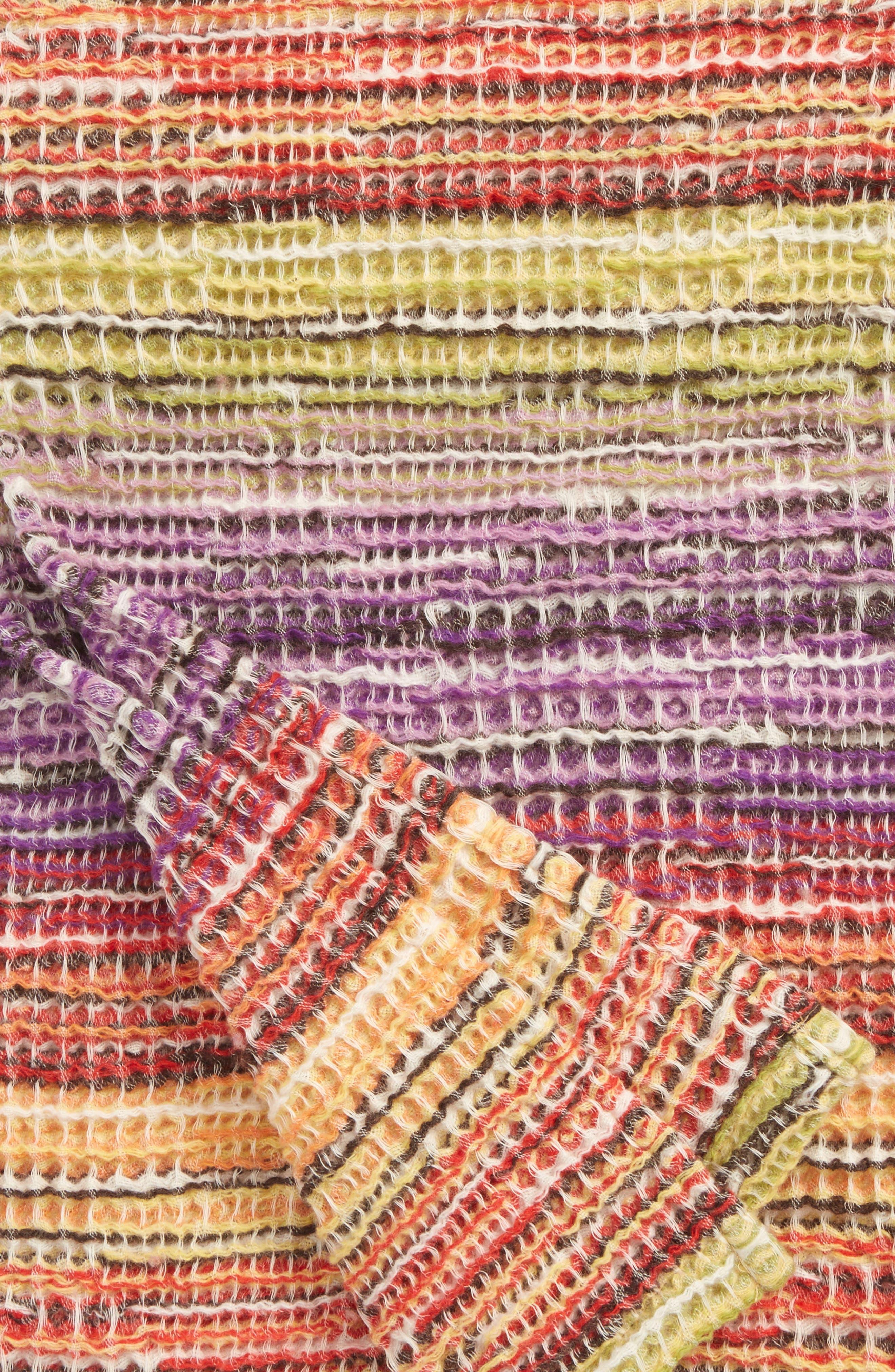 MISSONI,                             Tancredi Throw Blanket,                             Alternate thumbnail 2, color,                             500