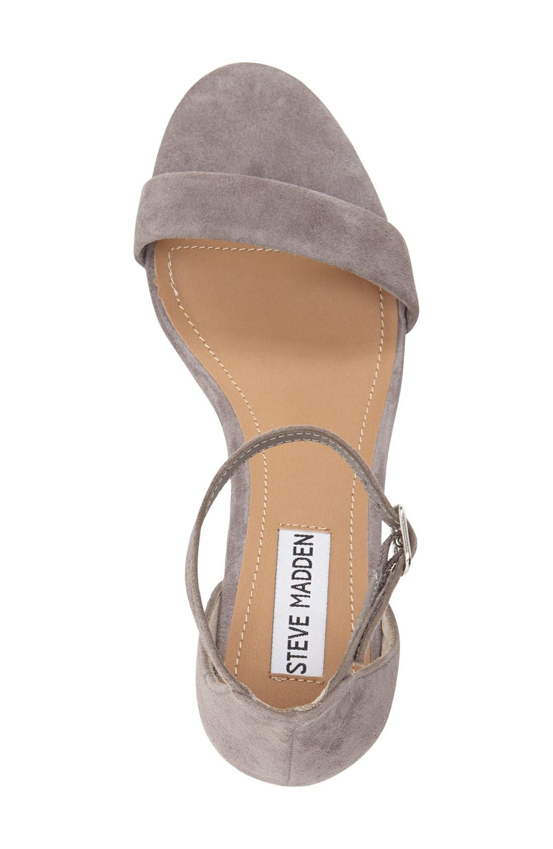 Irenee Ankle Strap Sandal,                             Alternate thumbnail 73, color,