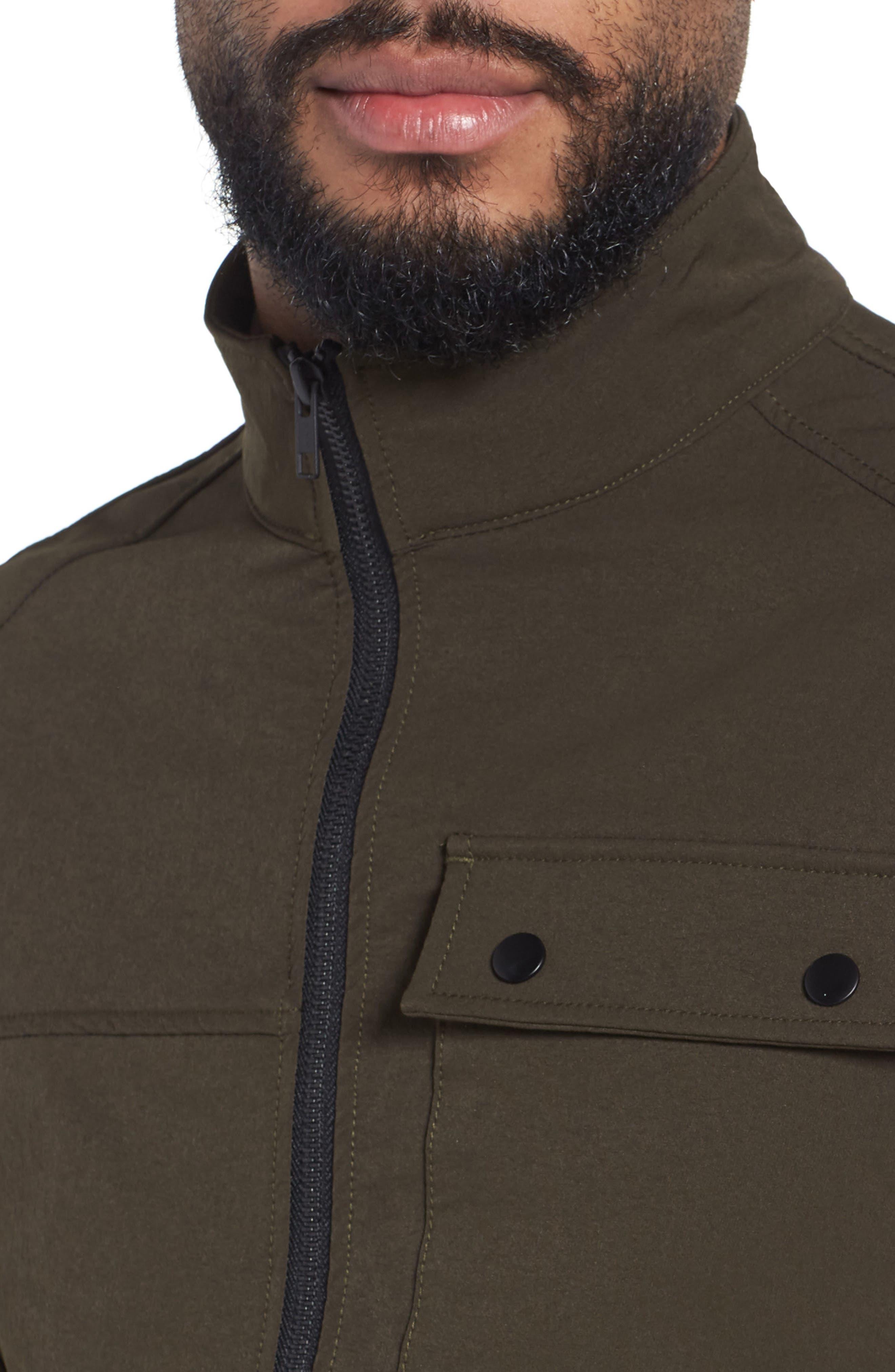 Tech Jacket,                             Alternate thumbnail 8, color,