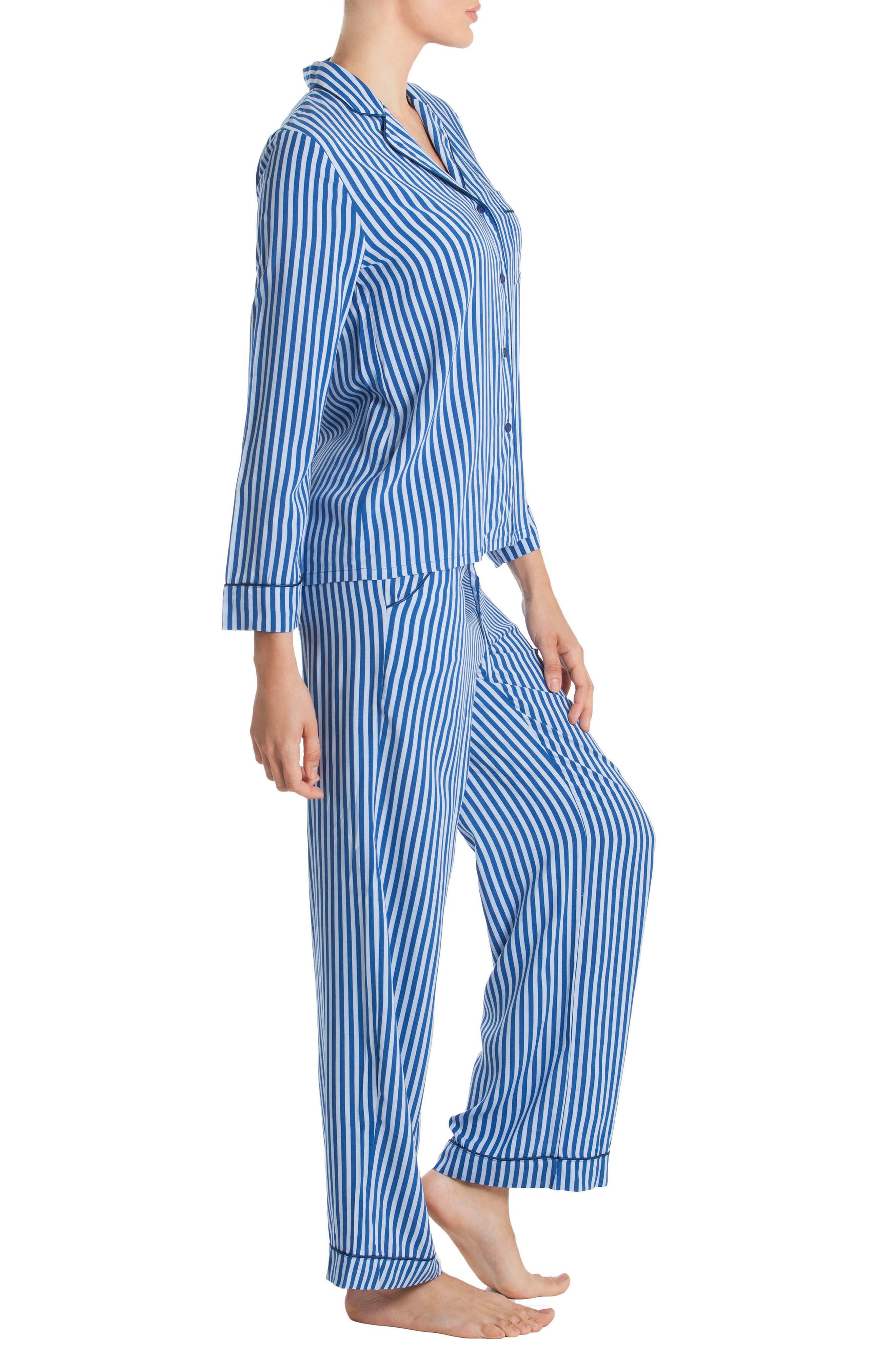 Stripe Pajamas,                             Alternate thumbnail 3, color,                             400