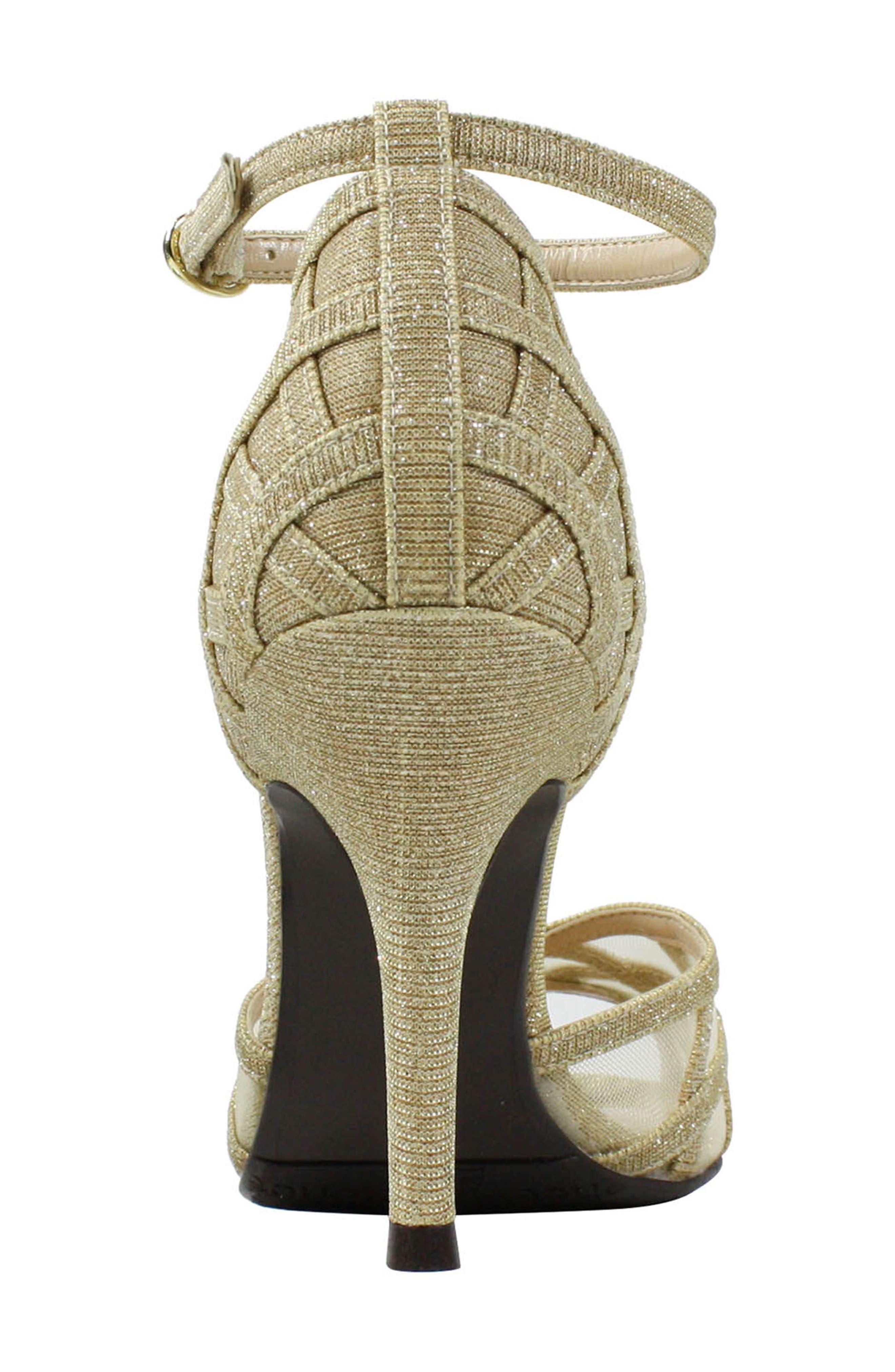 Mataro Embellished Ankle Strap Pump,                             Alternate thumbnail 25, color,