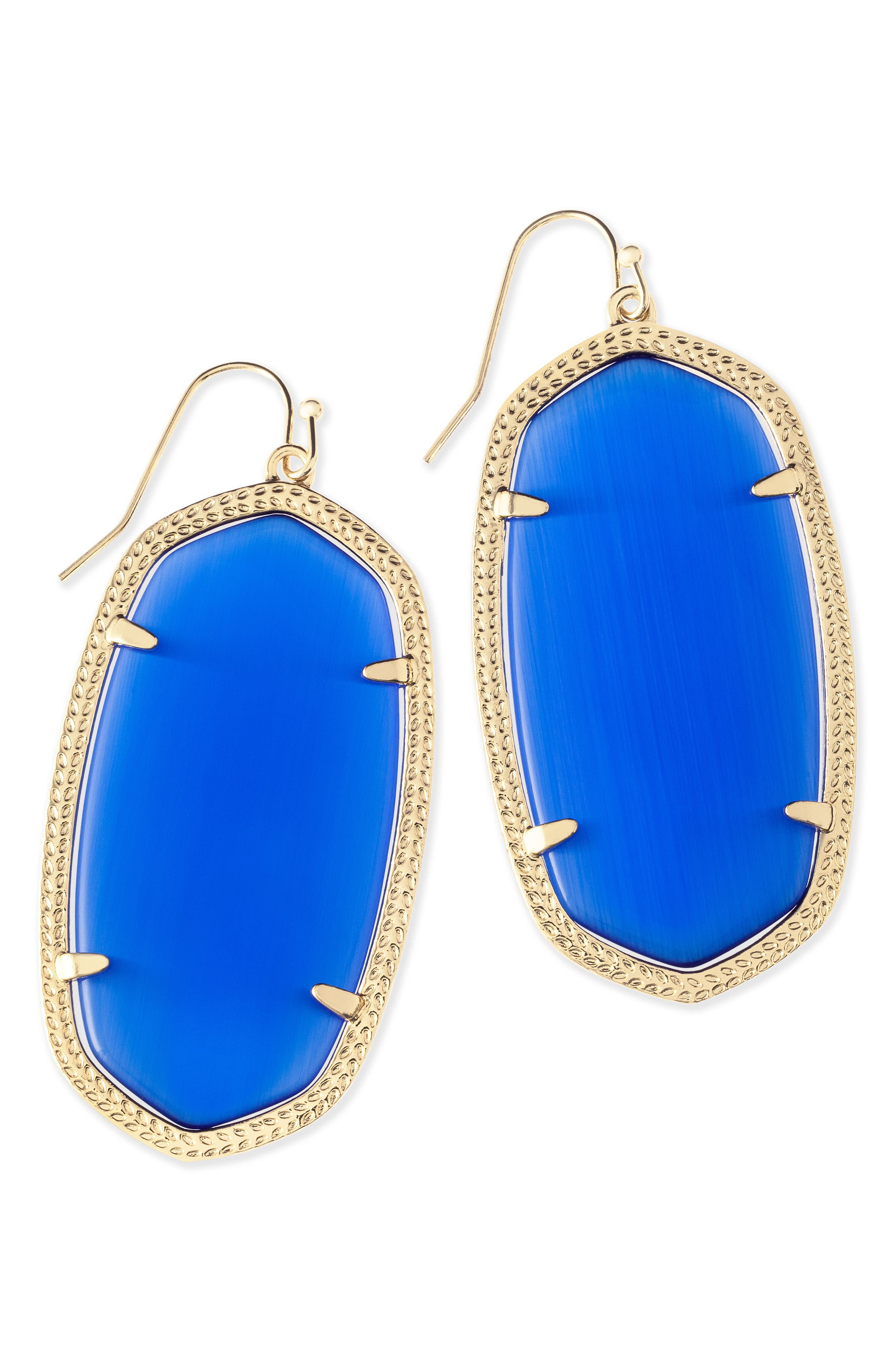 Danielle - Large Oval Statement Earrings,                             Alternate thumbnail 105, color,