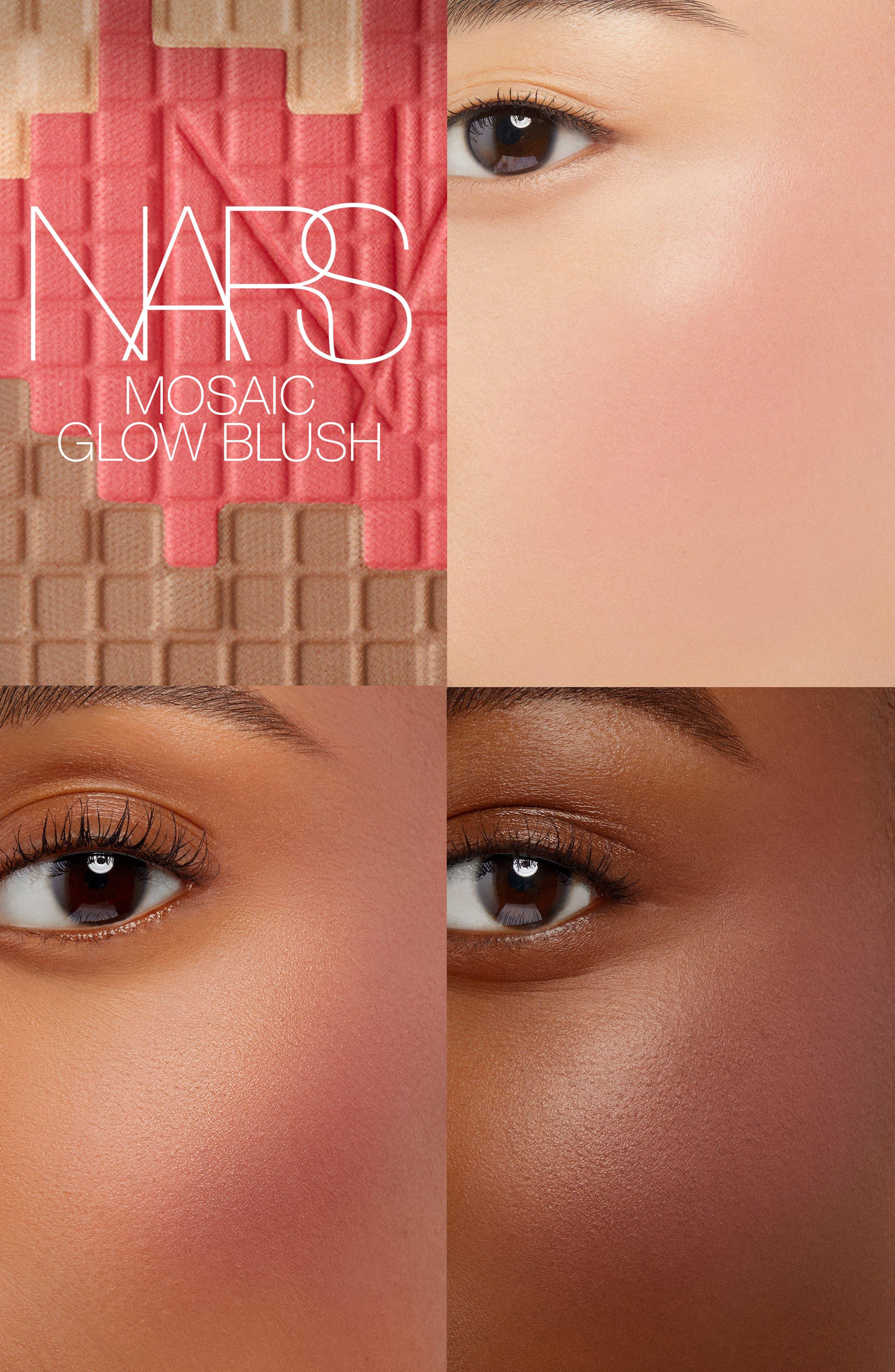 NARS,                             Mosaic Glow Blush,                             Alternate thumbnail 2, color,                             FIRECLAY