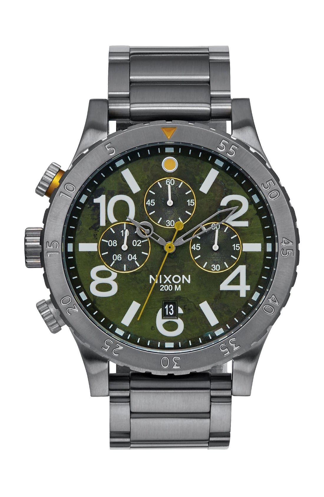 'The 48-20' Chronograph Watch, 48mm,                             Main thumbnail 6, color,