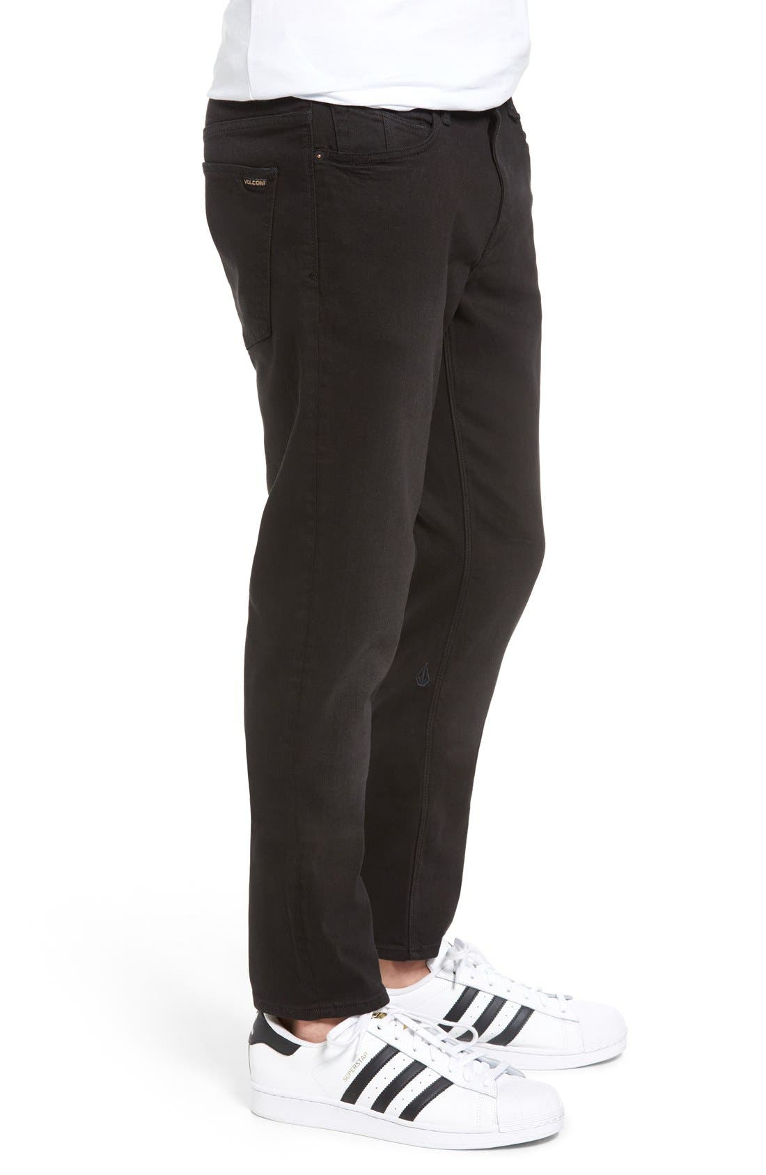 'Solver' Tapered Jeans,                             Alternate thumbnail 13, color,