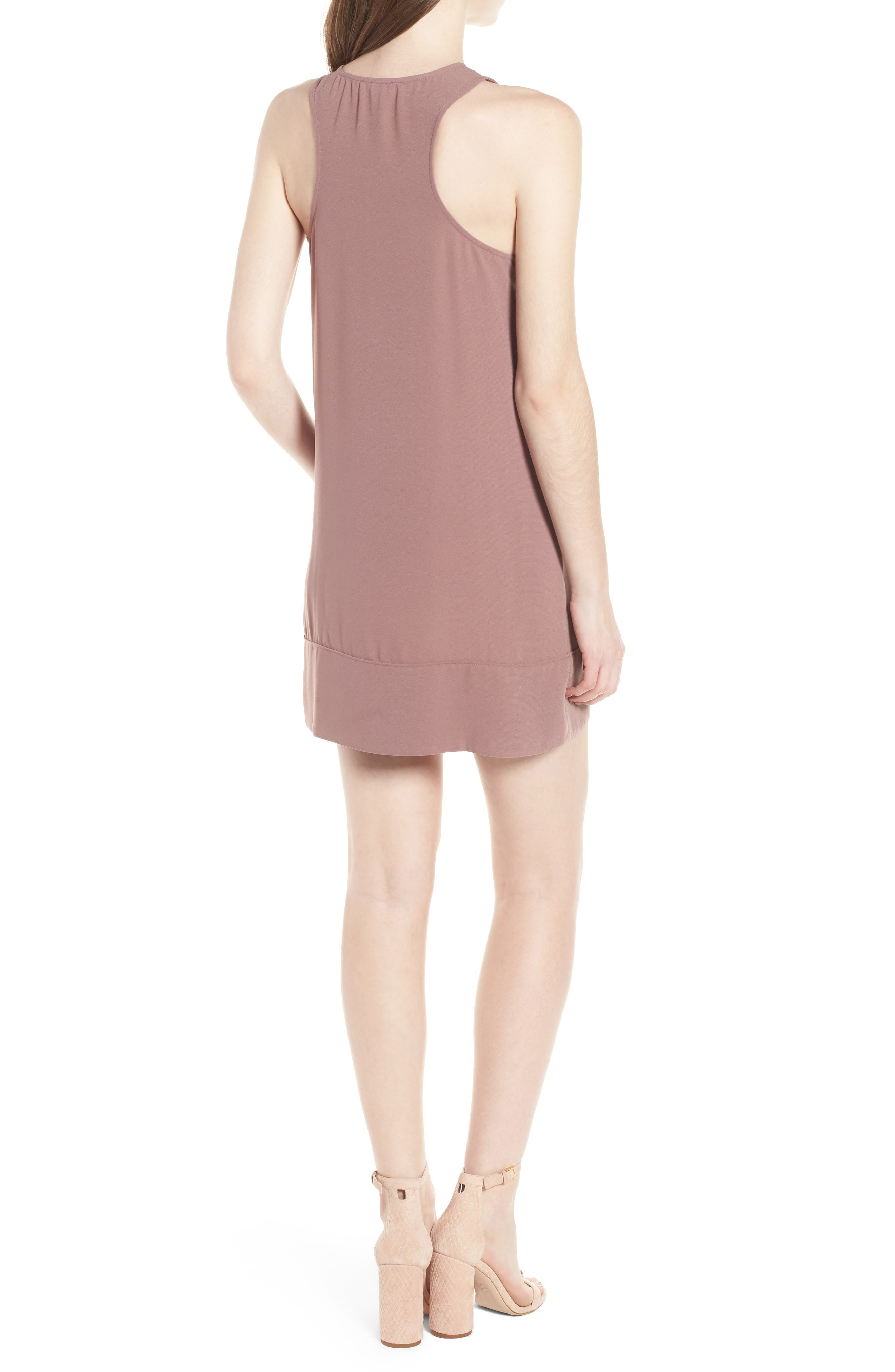 Racerback Shift Dress,                             Alternate thumbnail 56, color,