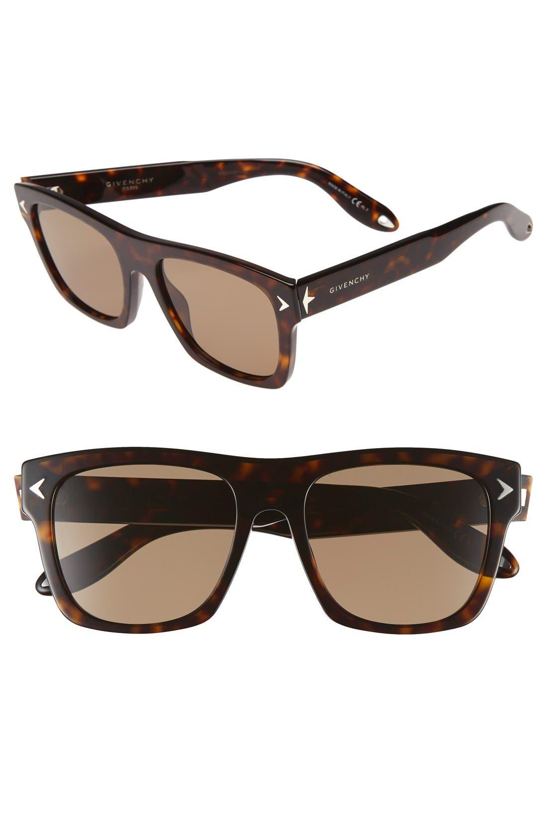 '7011/S' 55mm Sunglasses,                             Main thumbnail 4, color,