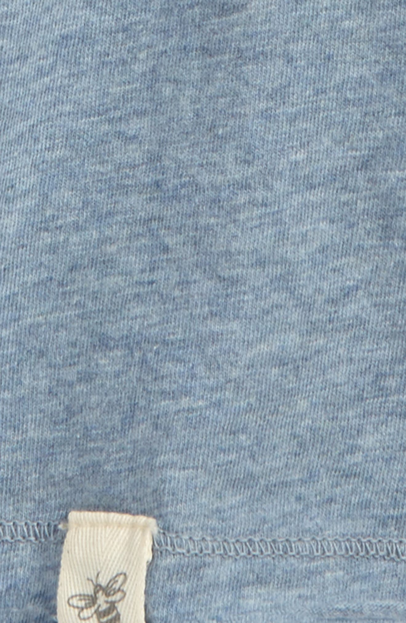 Organic Cotton T-Shirt,                             Alternate thumbnail 2, color,                             453