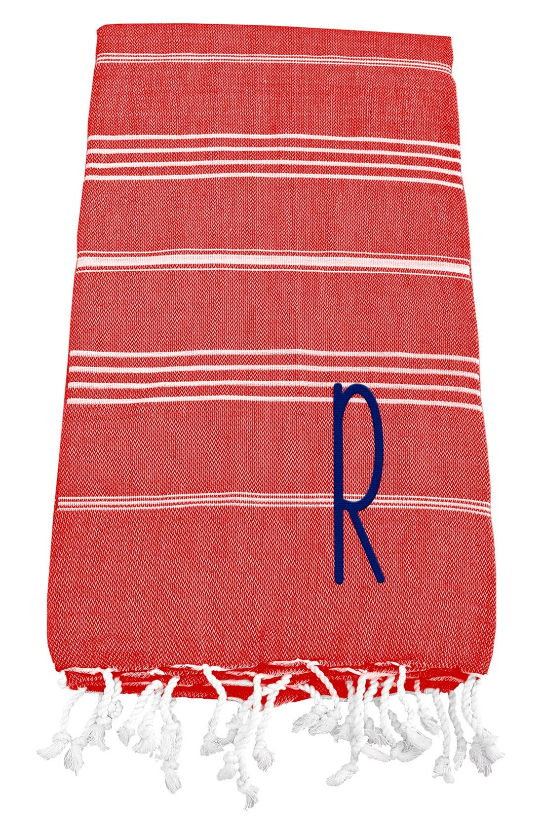 Monogram Turkish Cotton Towel,                             Main thumbnail 127, color,