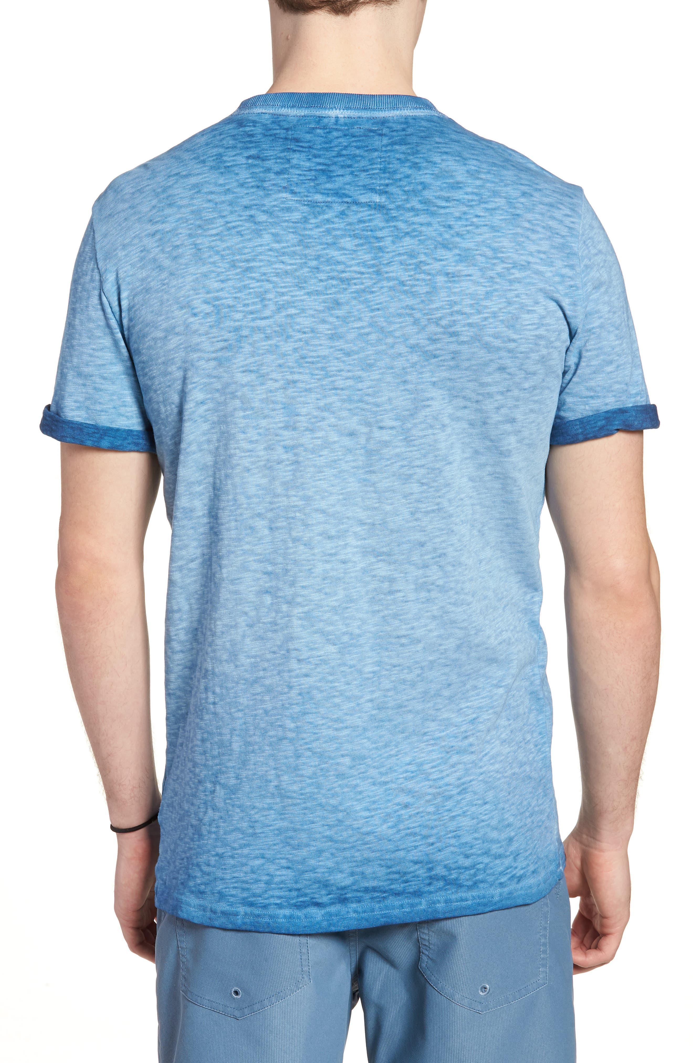 Orange Label Low Roller T-Shirt,                             Alternate thumbnail 6, color,