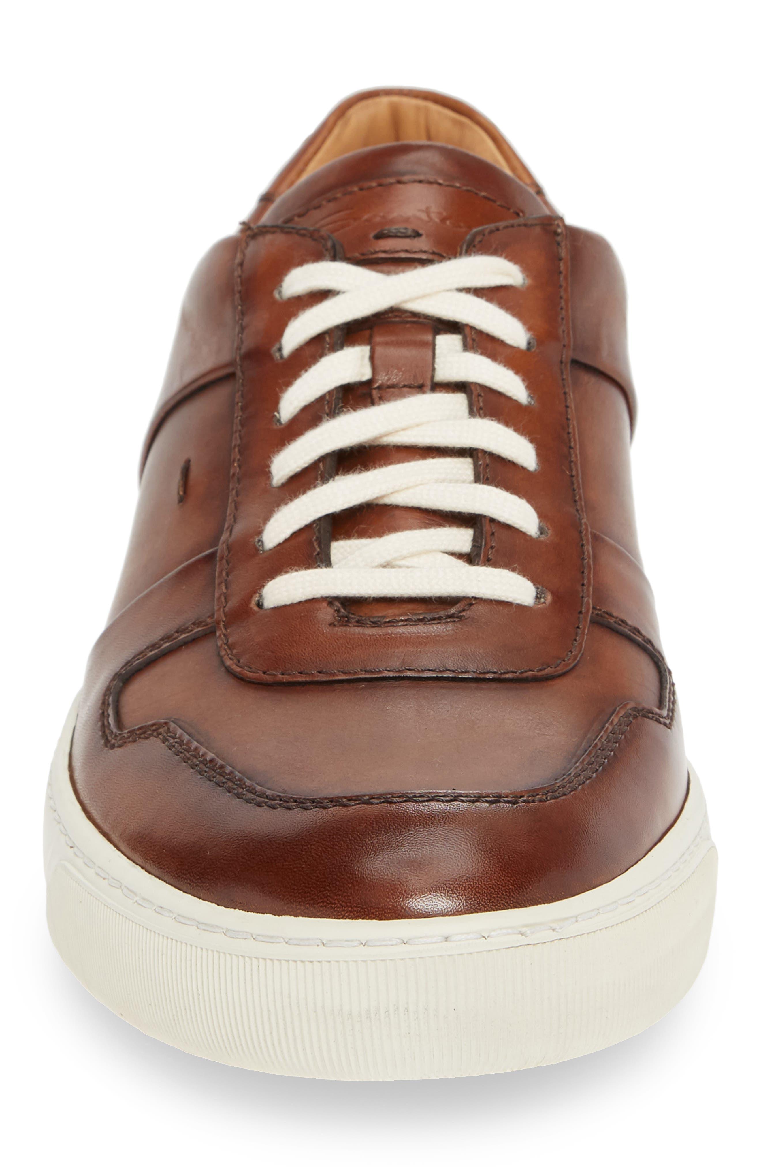 Birch Sneaker,                             Alternate thumbnail 4, color,                             BROWN