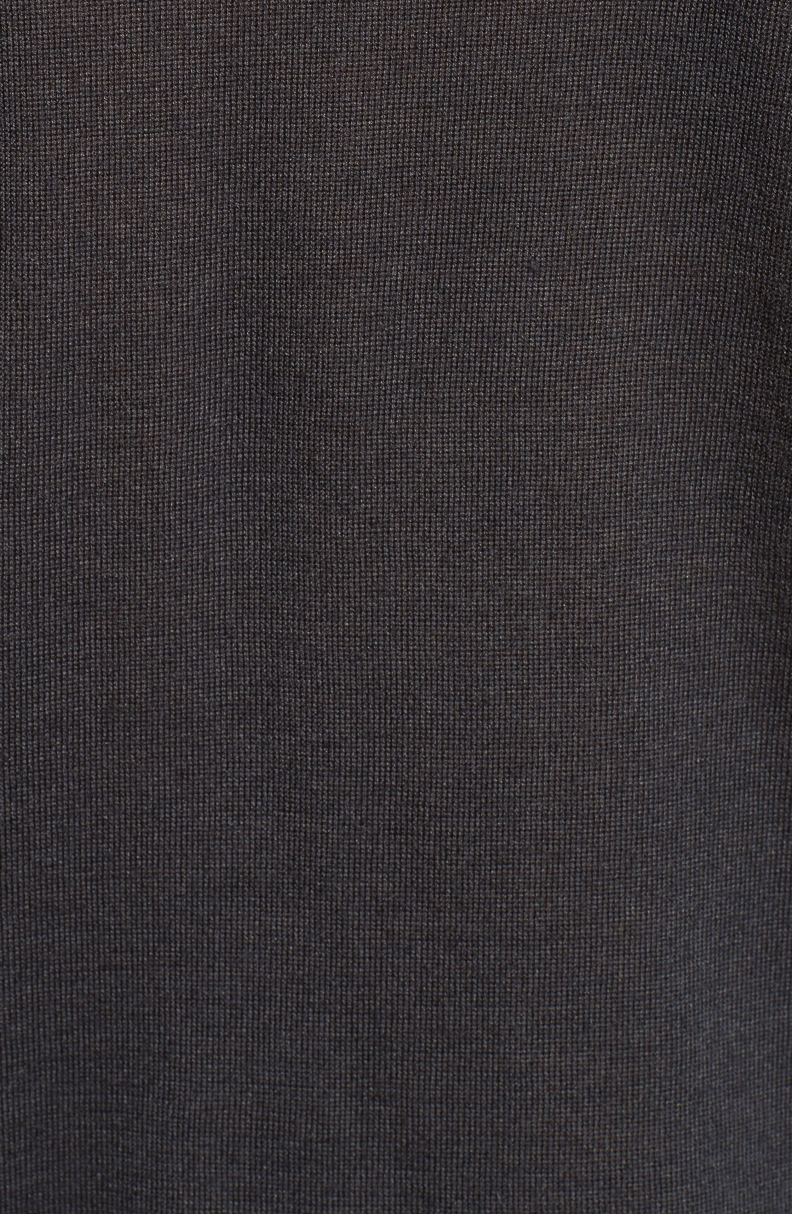 Cashmere & Silk Turtleneck Sweater,                             Alternate thumbnail 5, color,                             021