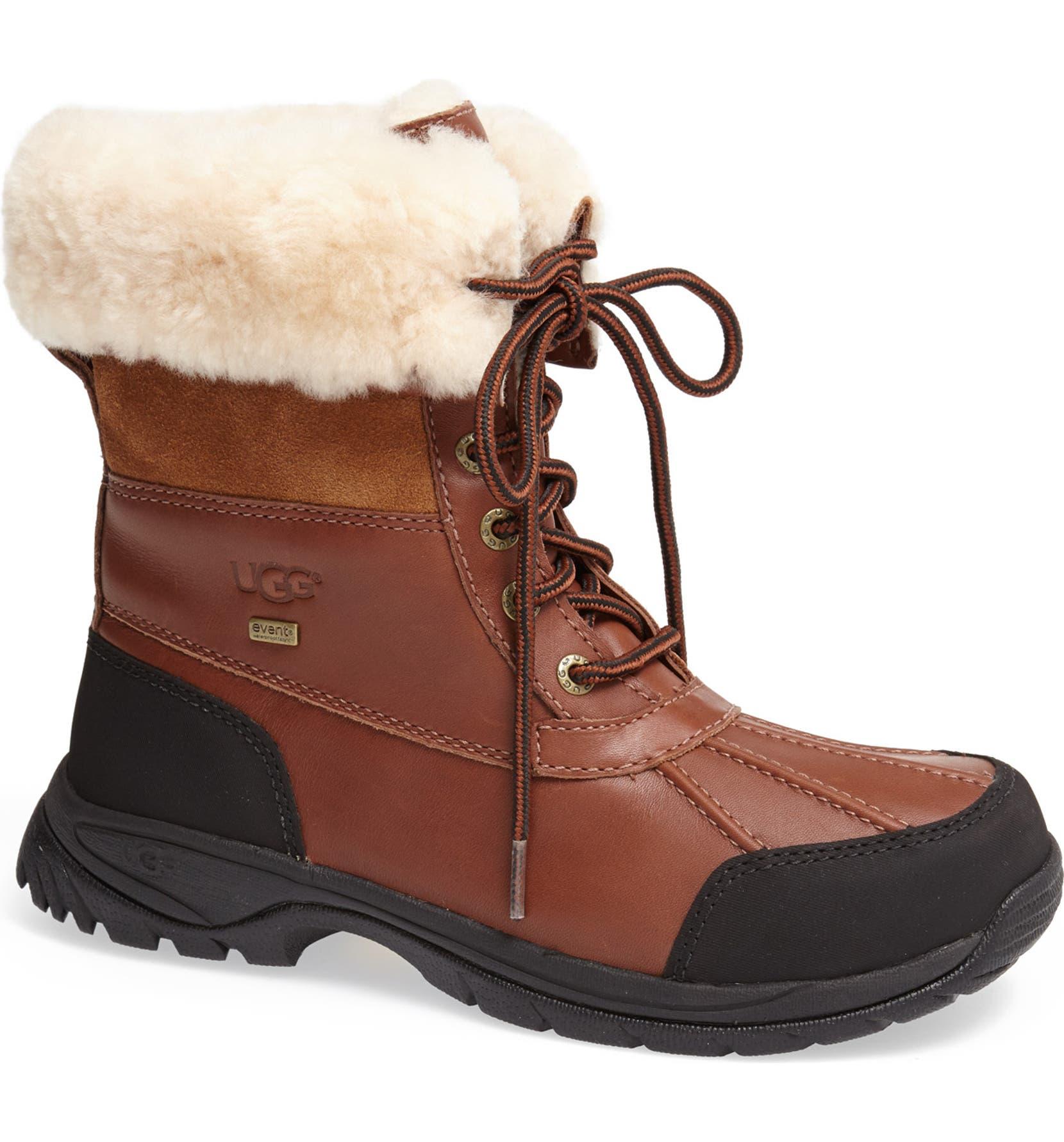 UGG® Butte Waterproof Boot (Men)  f9282937873c