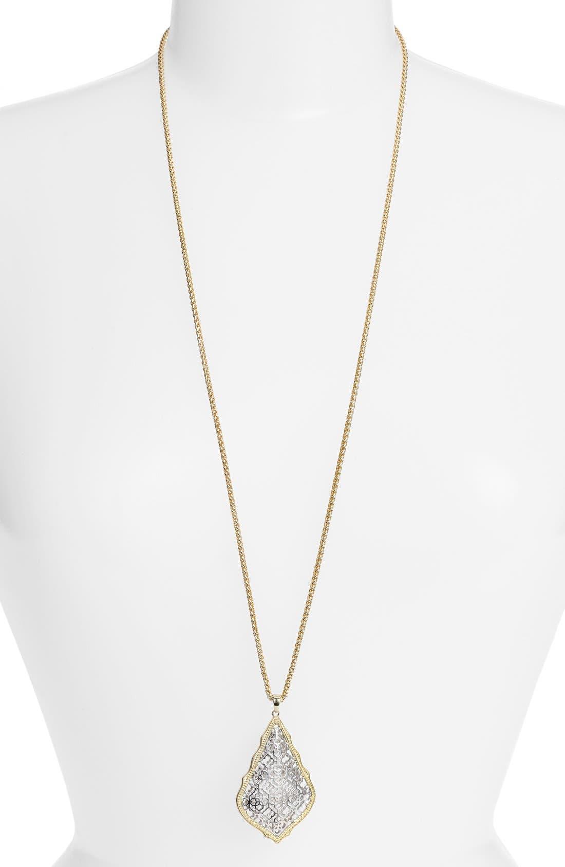 'Aiden' Pendant Necklace,                             Main thumbnail 2, color,
