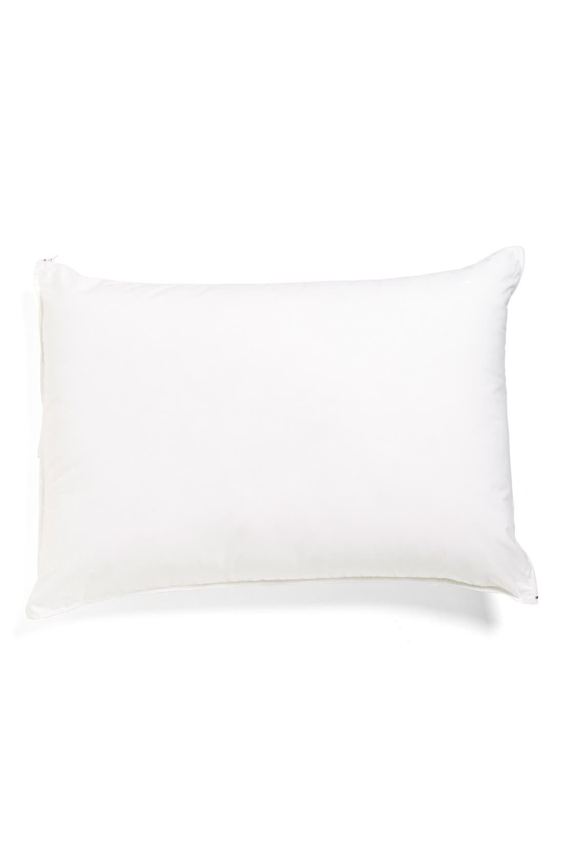 Memory Foam Core Pillow,                             Main thumbnail 1, color,