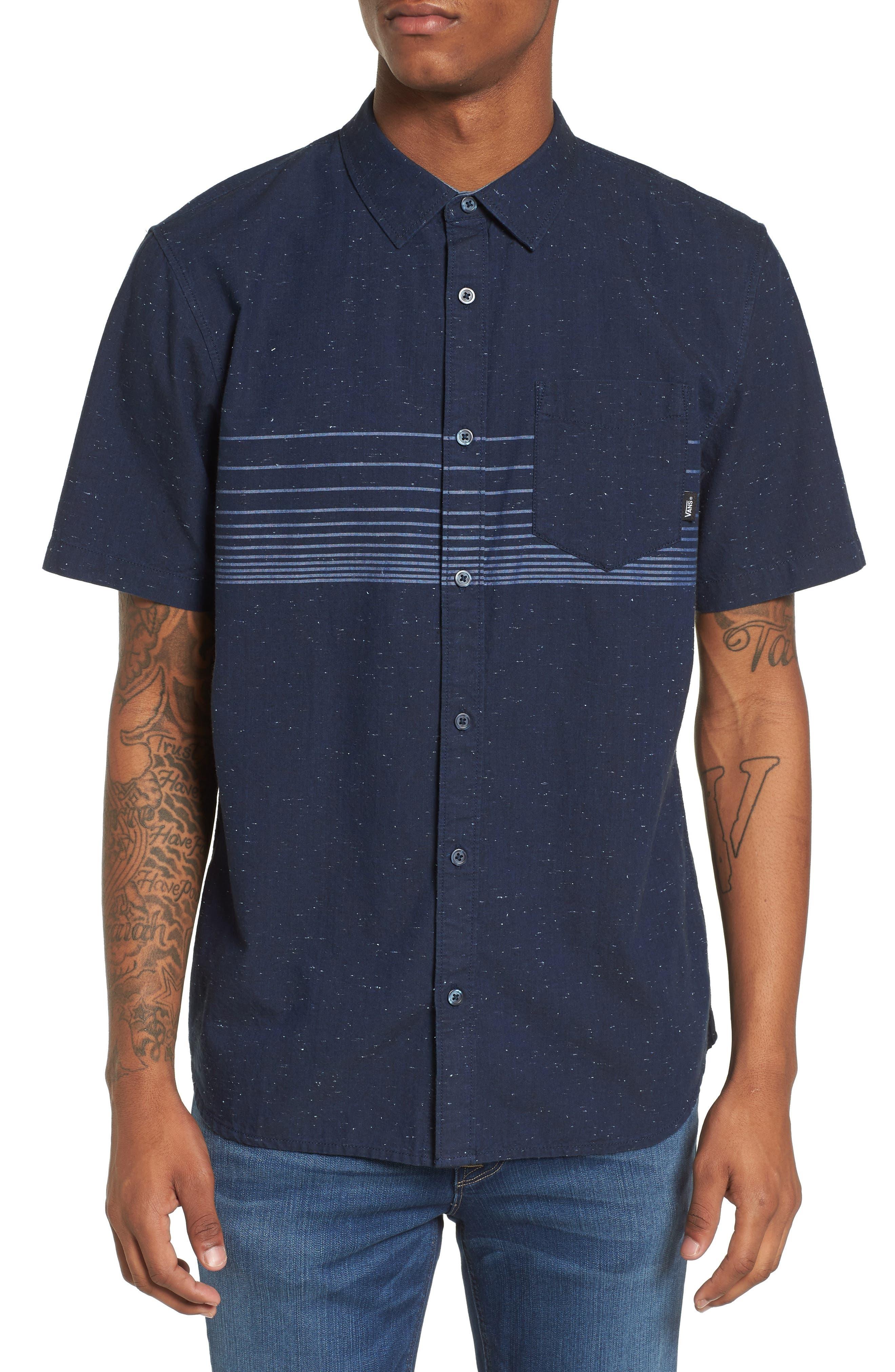 Gillis Woven Shirt,                             Main thumbnail 1, color,