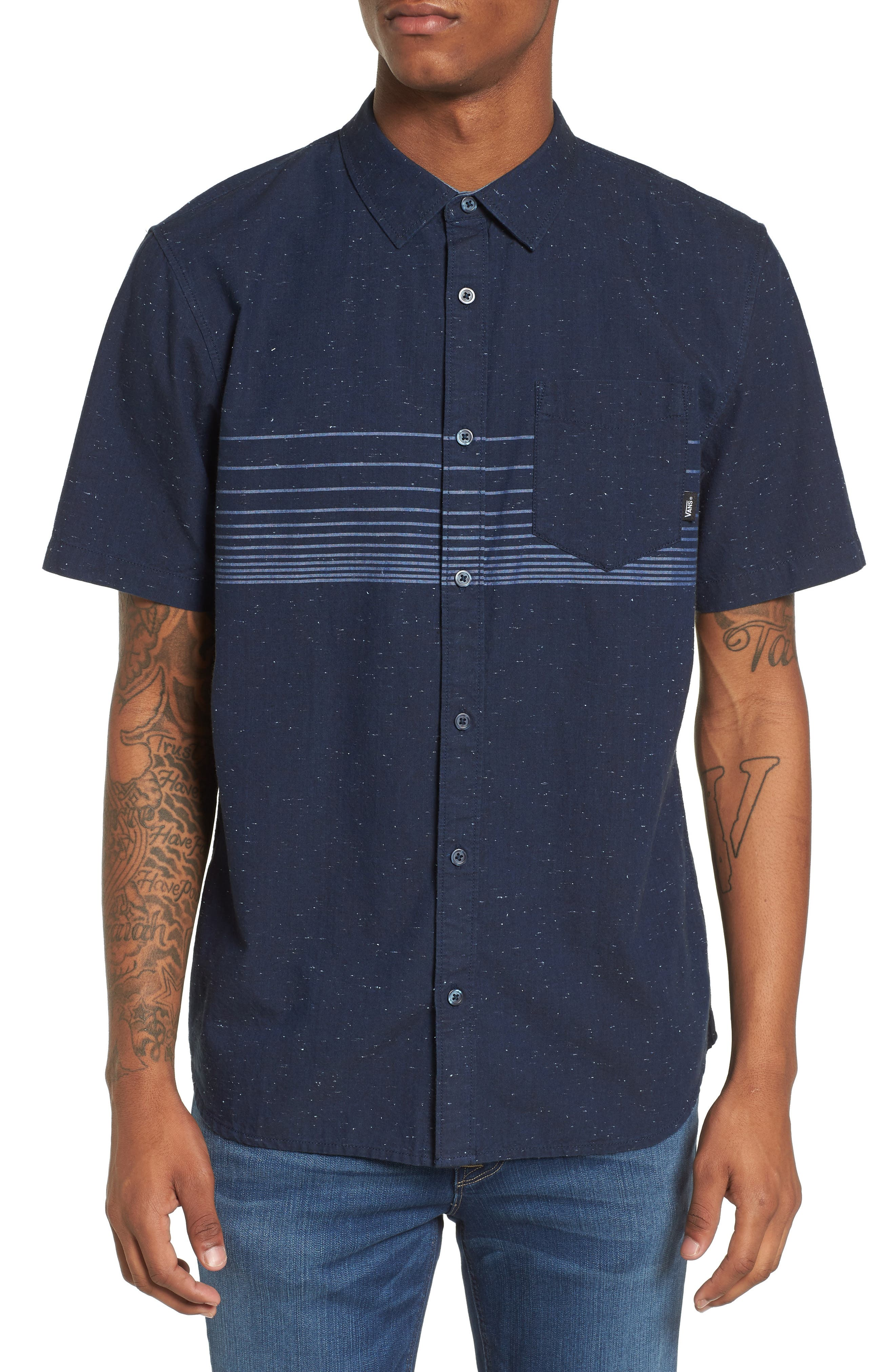 Gillis Woven Shirt,                         Main,                         color,