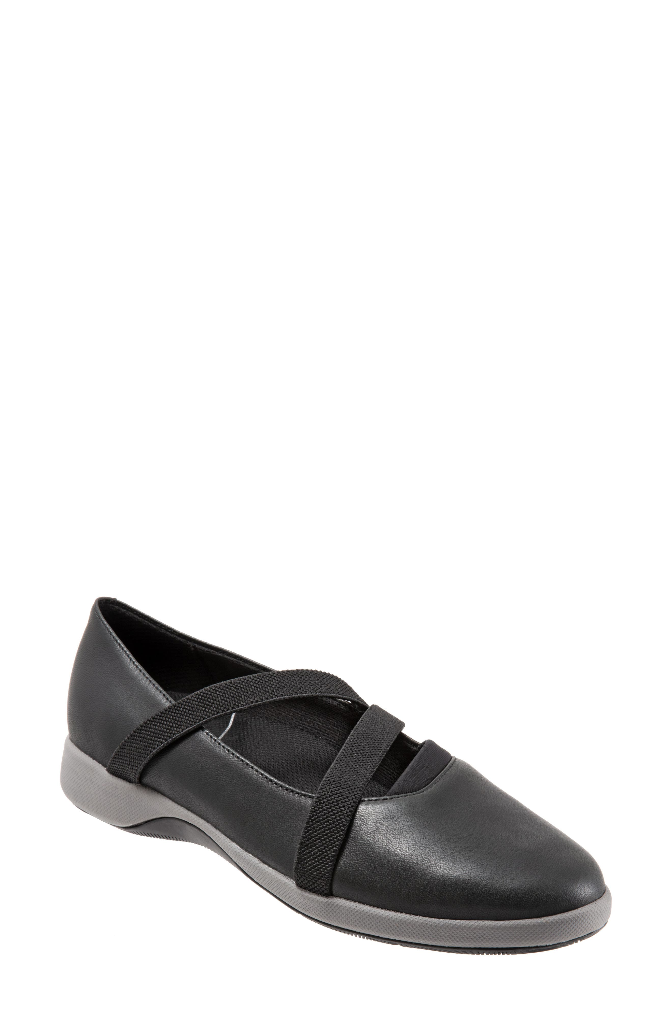 Haely Mary Jane,                         Main,                         color, BLACK LEATHER