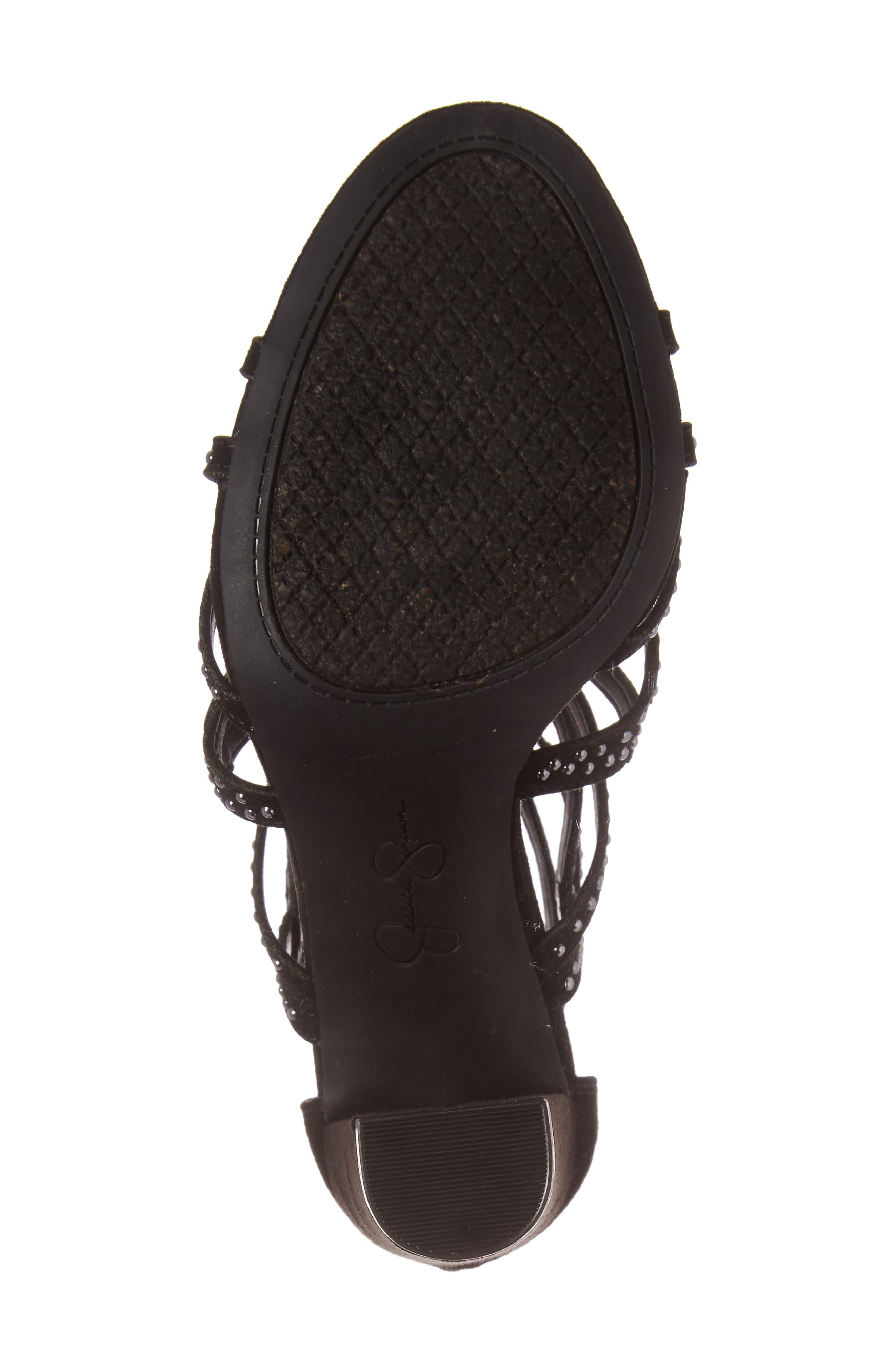 Emmi Block Heel Sandal,                             Alternate thumbnail 6, color,