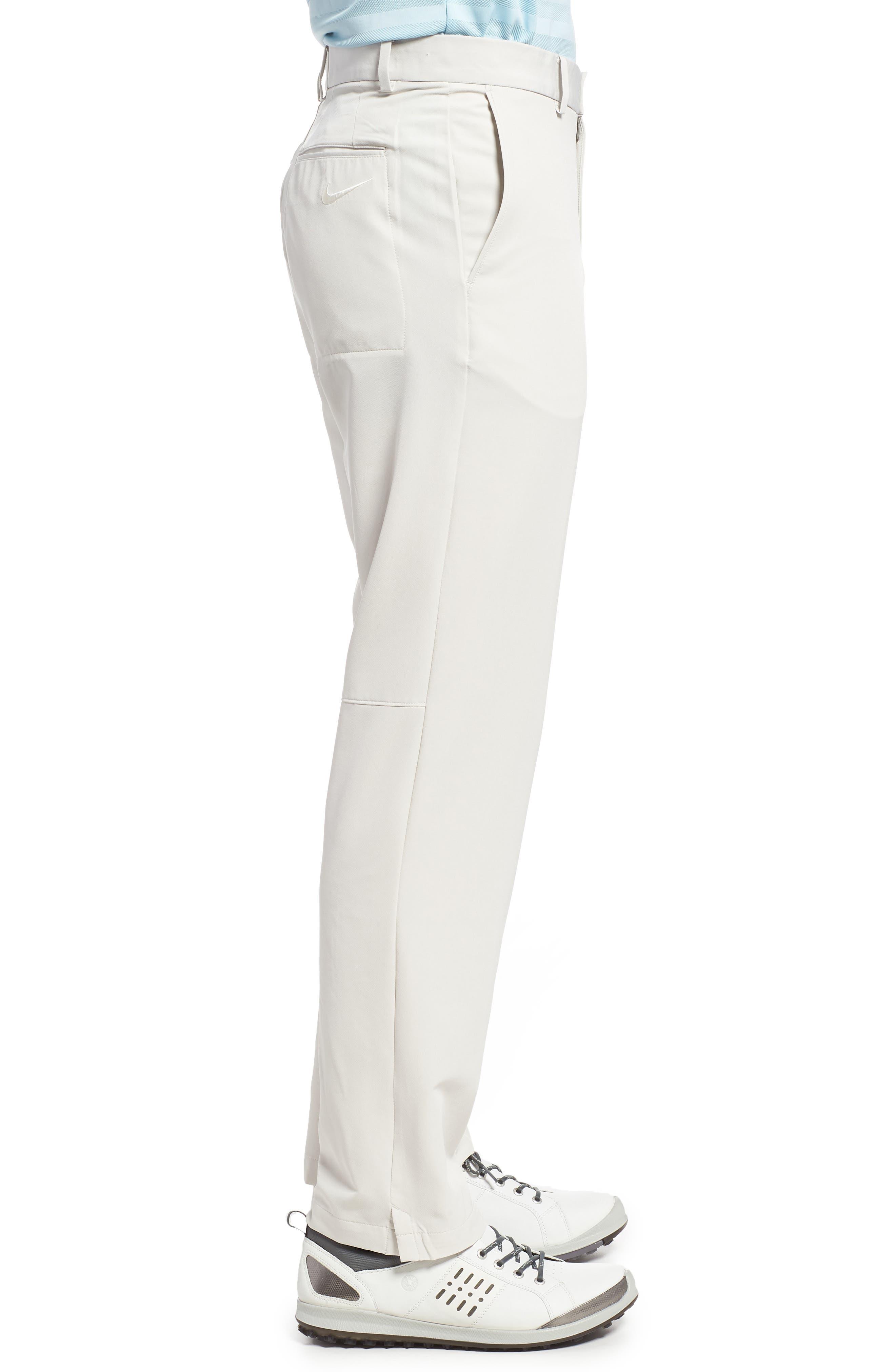 NIKE,                             Hybrid Flex Golf Pants,                             Alternate thumbnail 3, color,                             LIGHT BONE/ LIGHT BONE