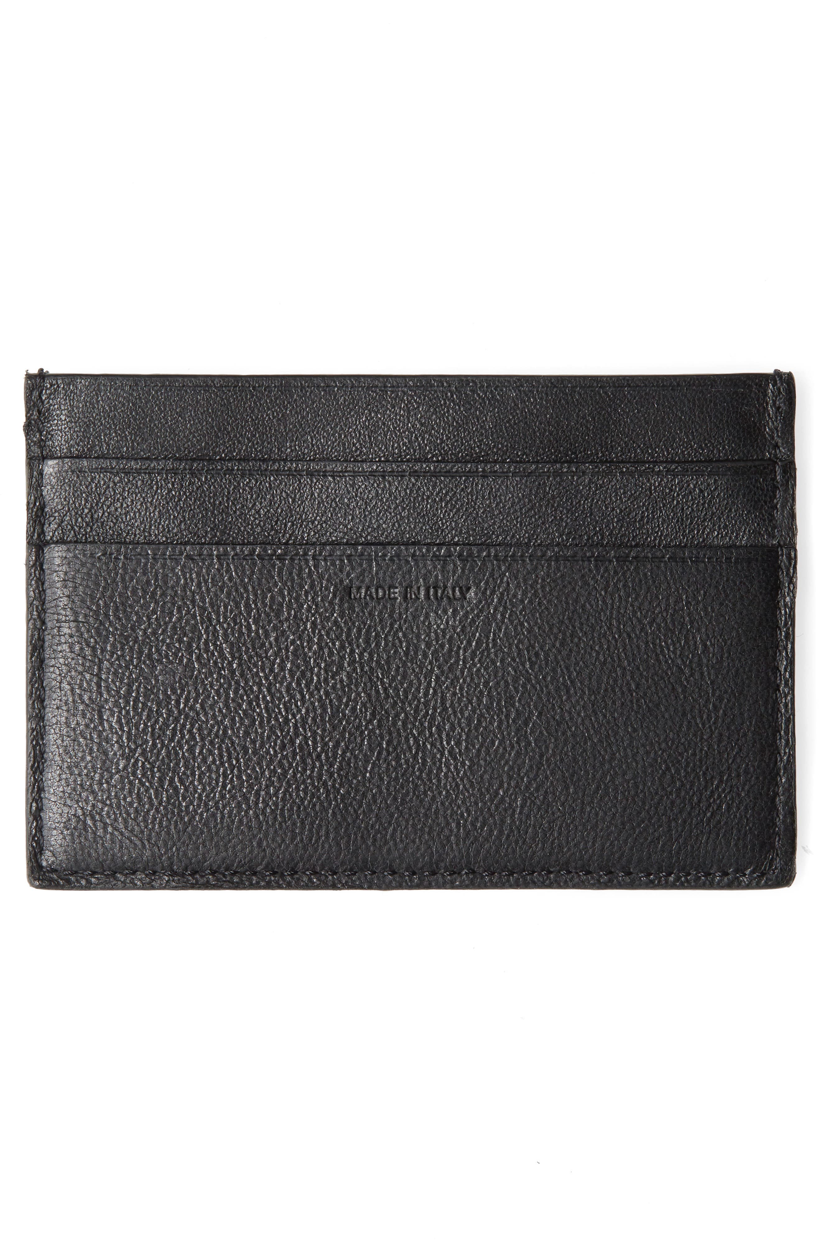 Leather Card Case,                             Alternate thumbnail 2, color,                             964
