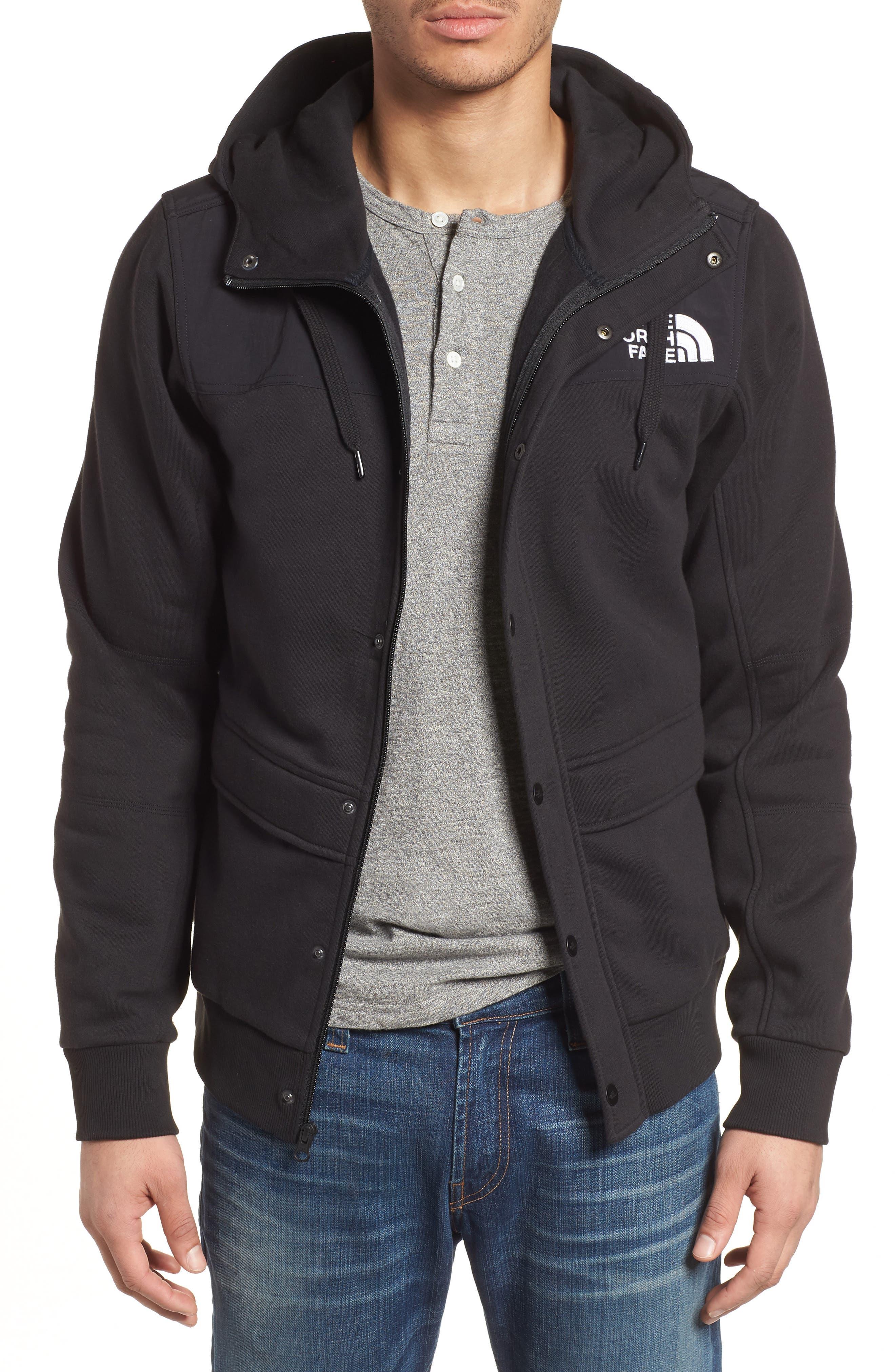 Rivington II Hooded Jacket,                         Main,                         color, 001